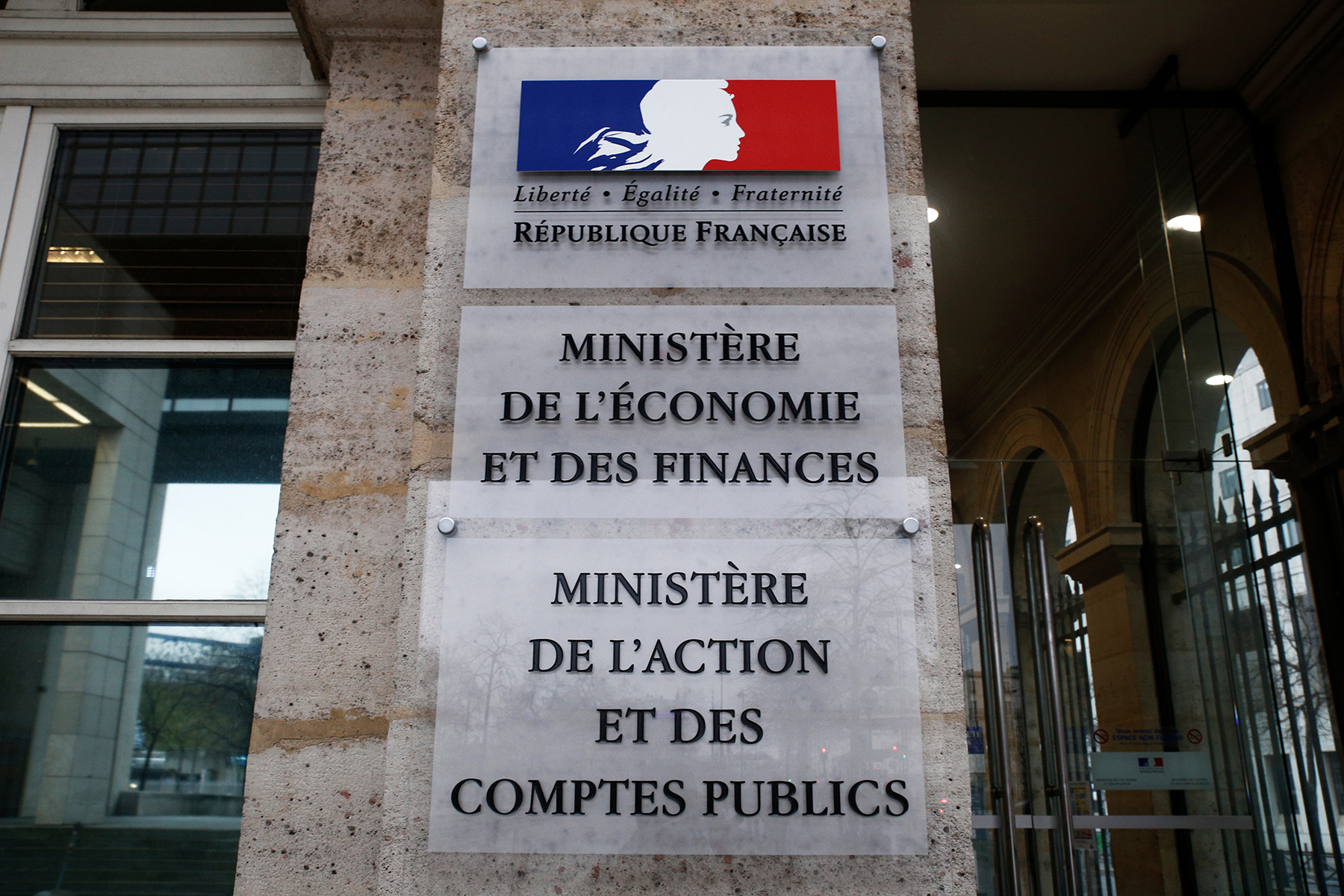 French Ministry of Finance