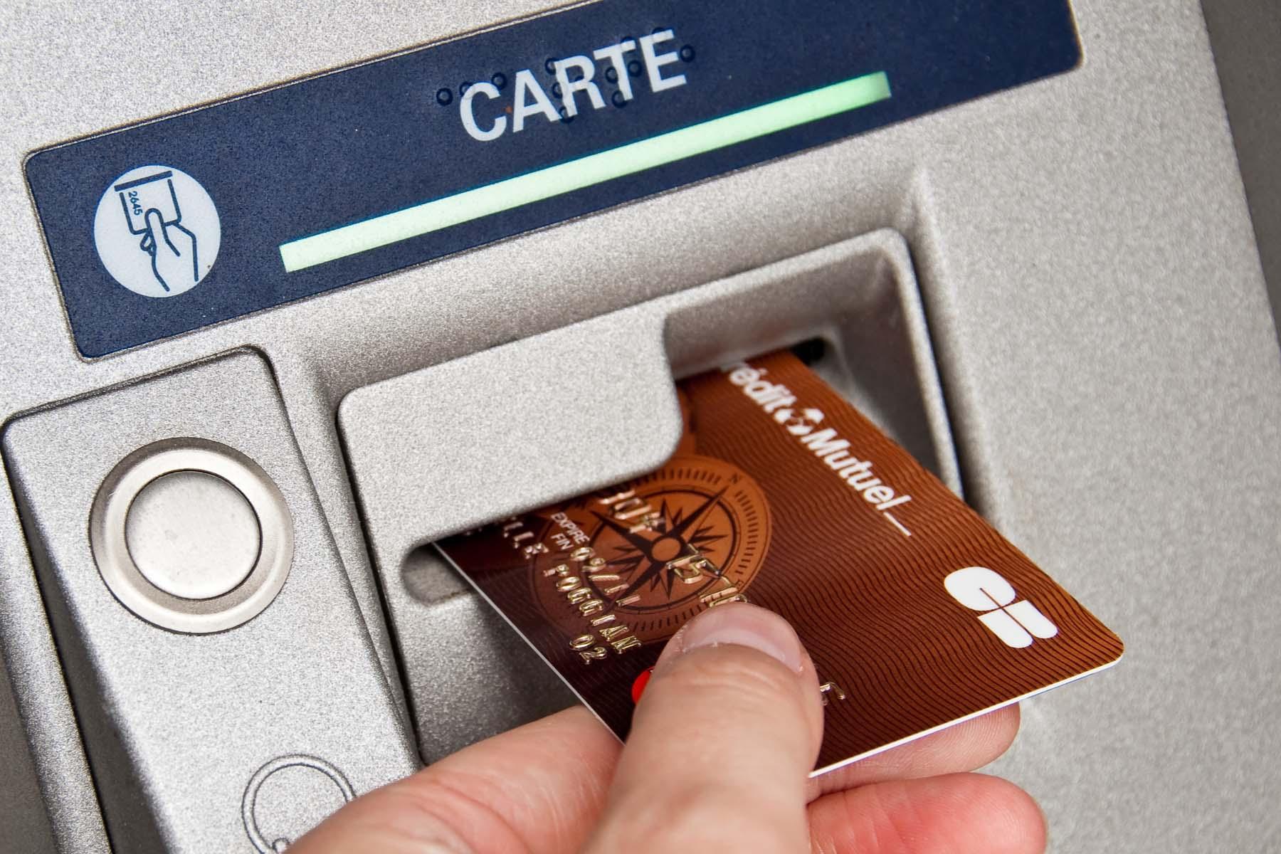 ATM in France