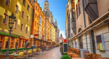 Rediscovering Dresden