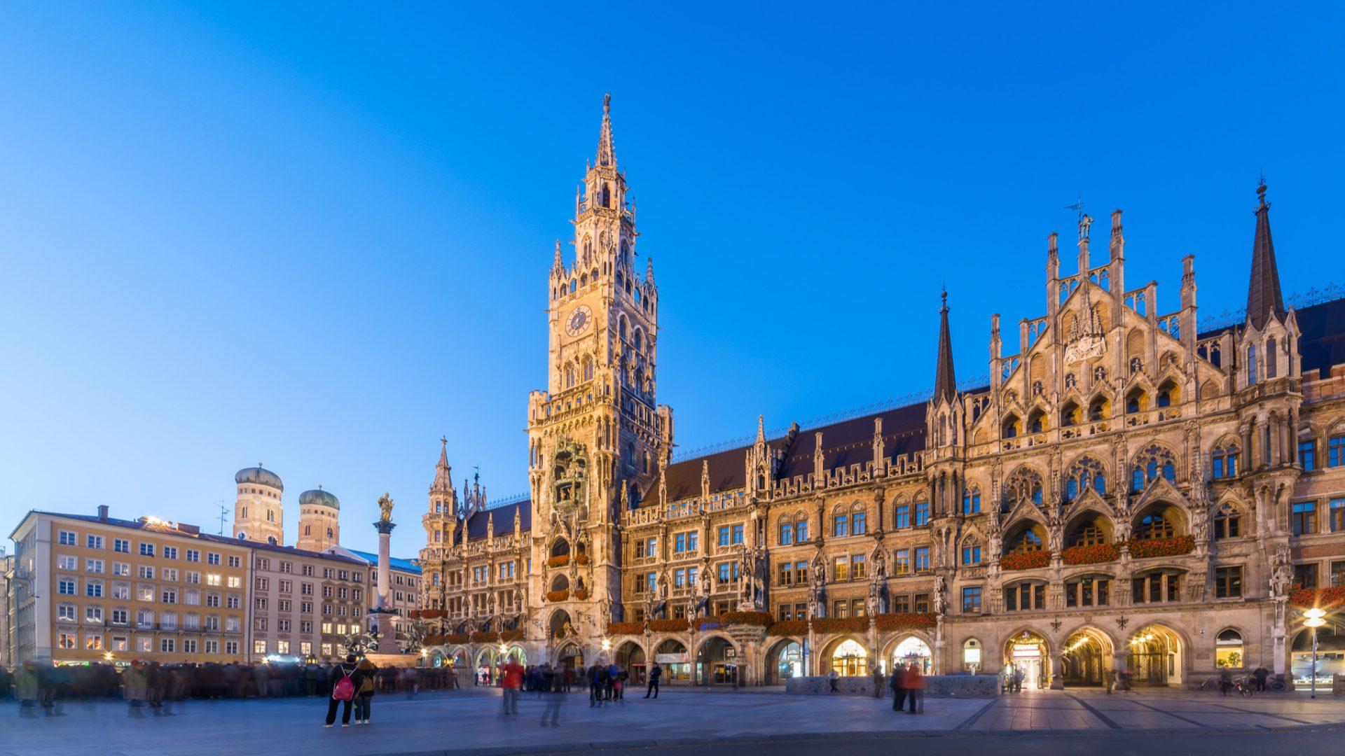 Munich-night