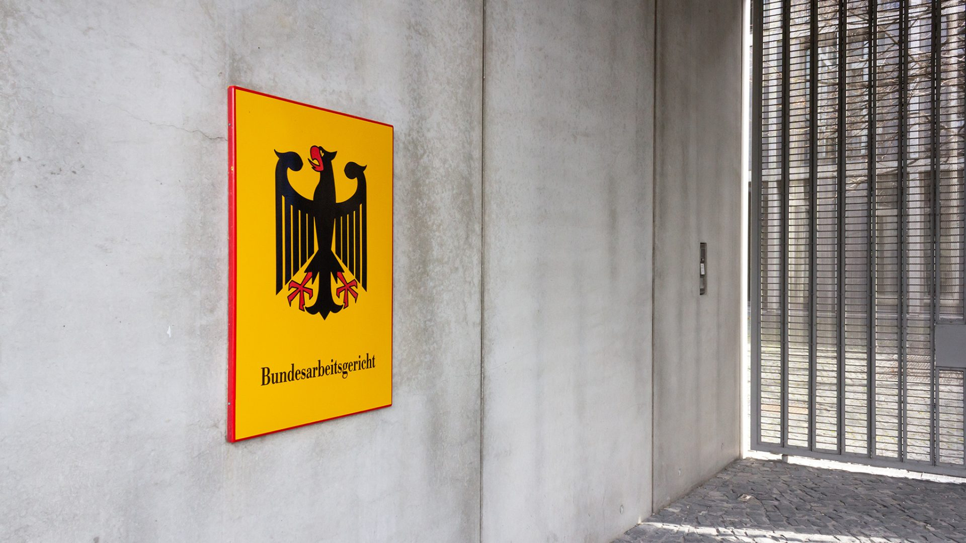 German labor law