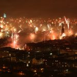 New Year in Germany