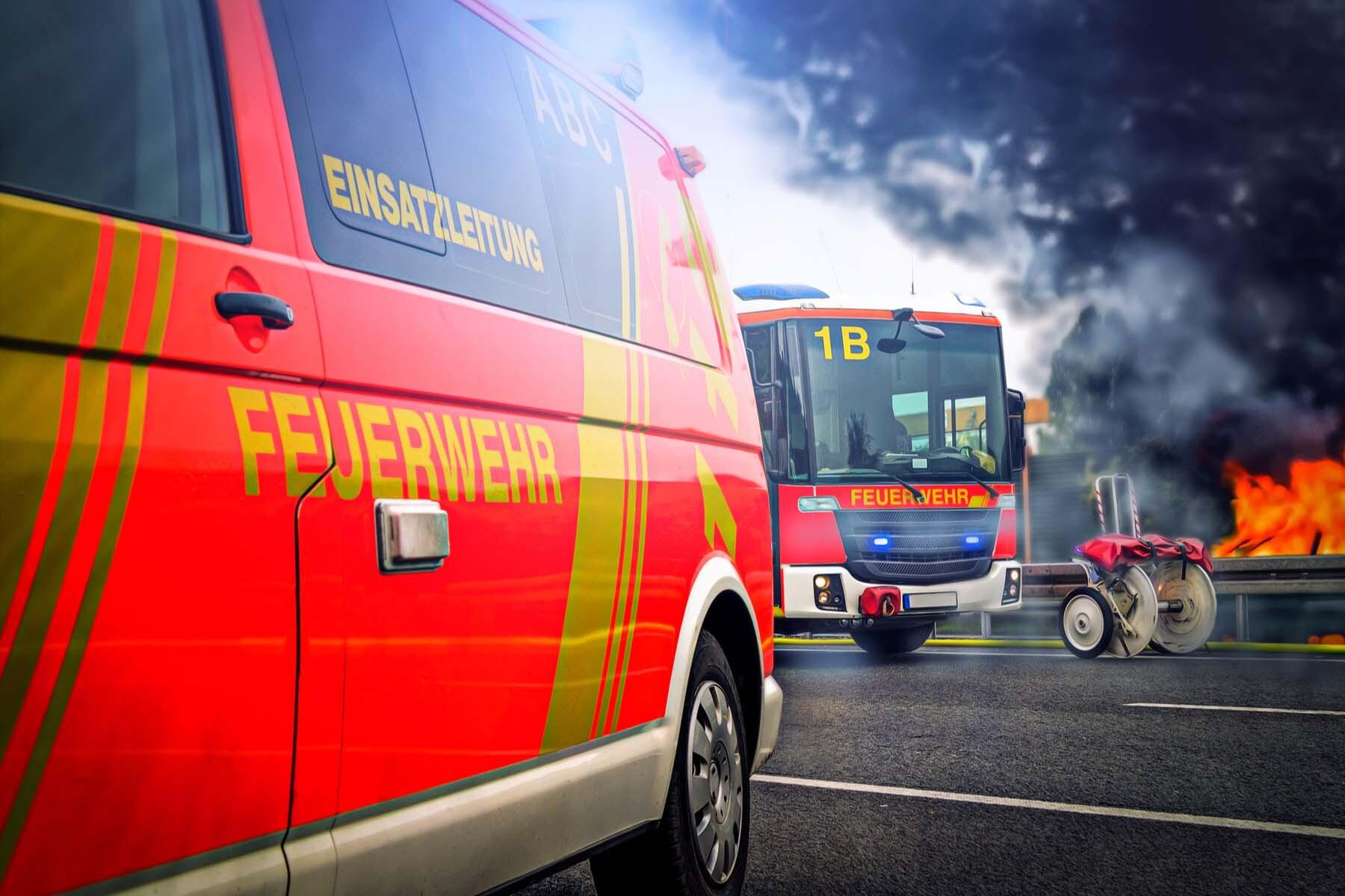 fire engine germany