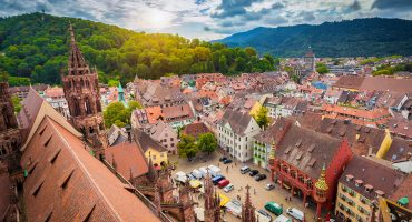 Towns in Germany