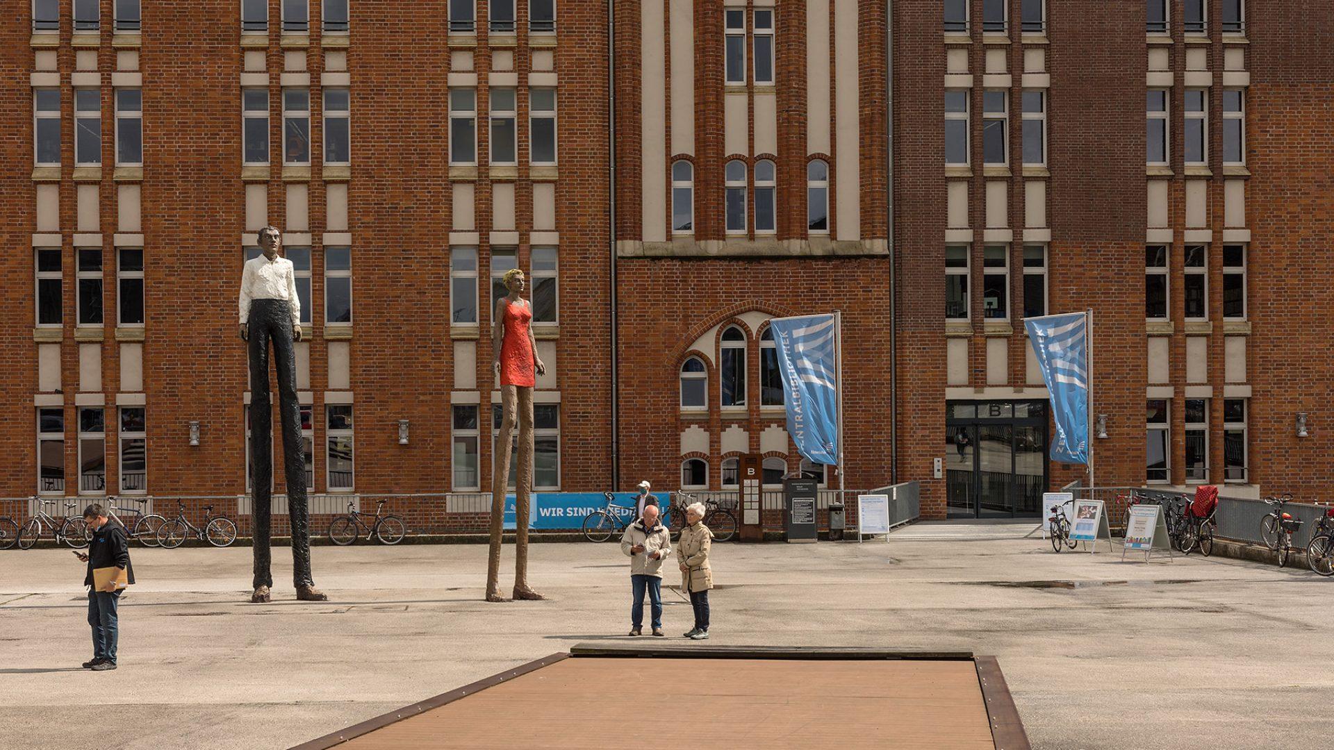 Study in Hamburg