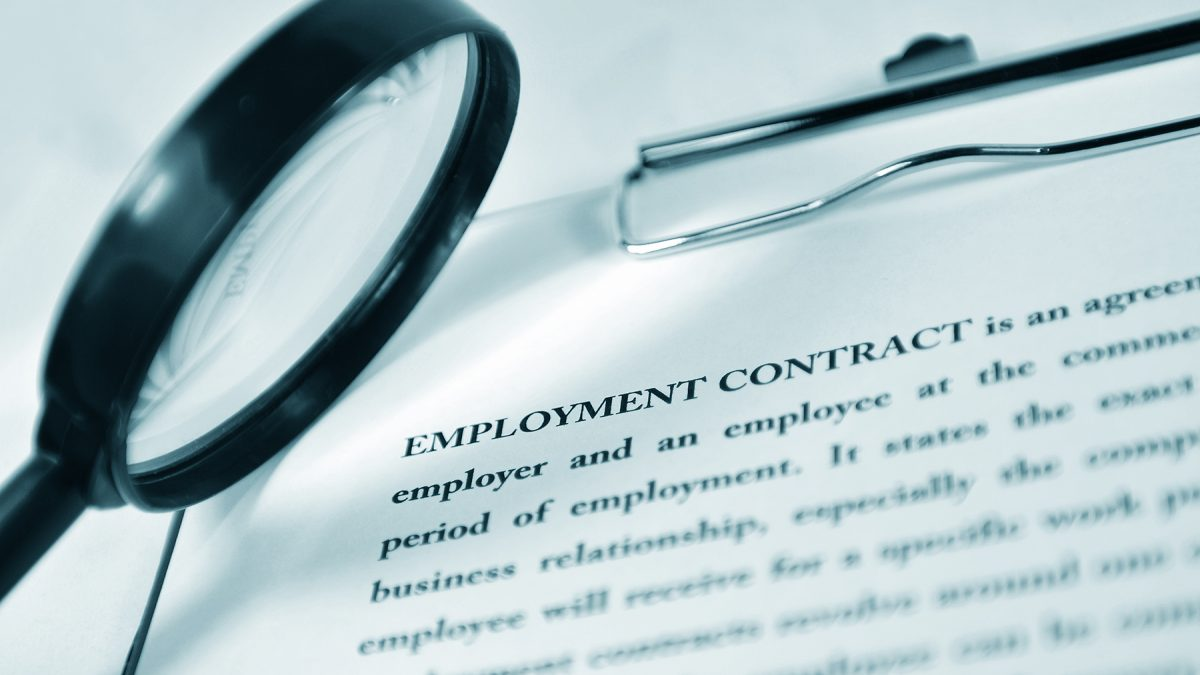 Employment law in Germany