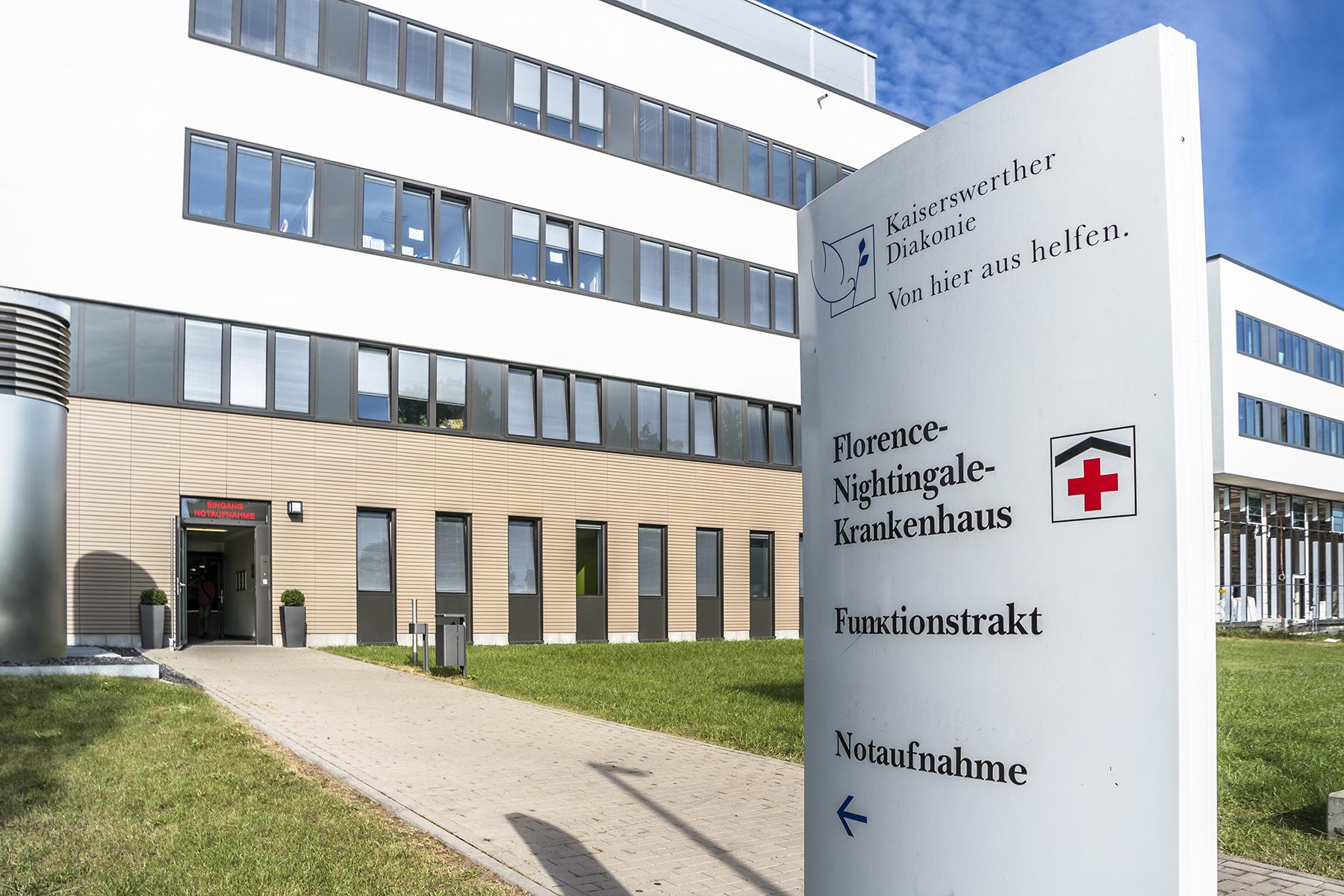 Florence Nightingale Hospital in Düsseldorf