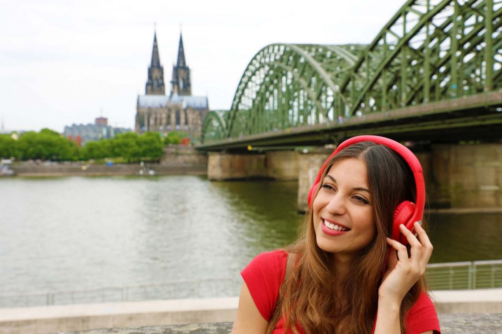 listening to radio in cologne