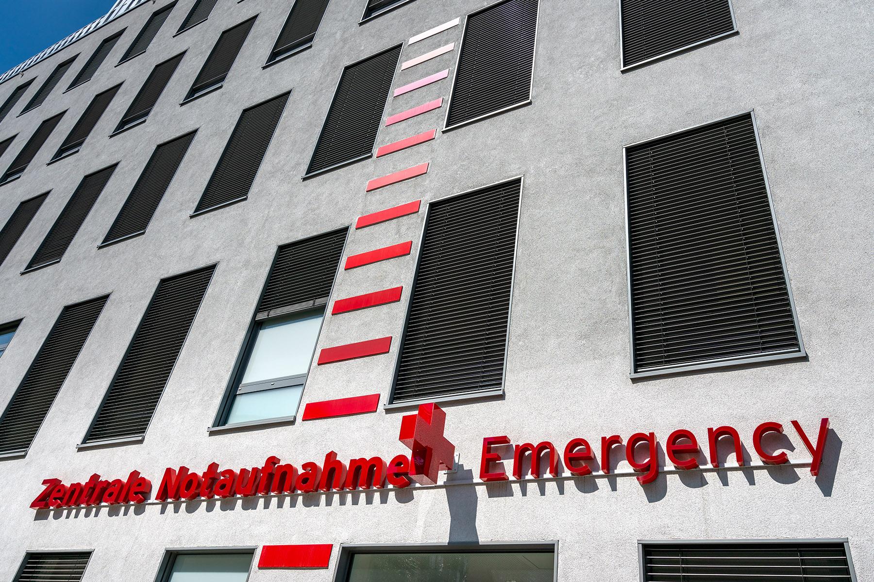 Hospital in Berlin