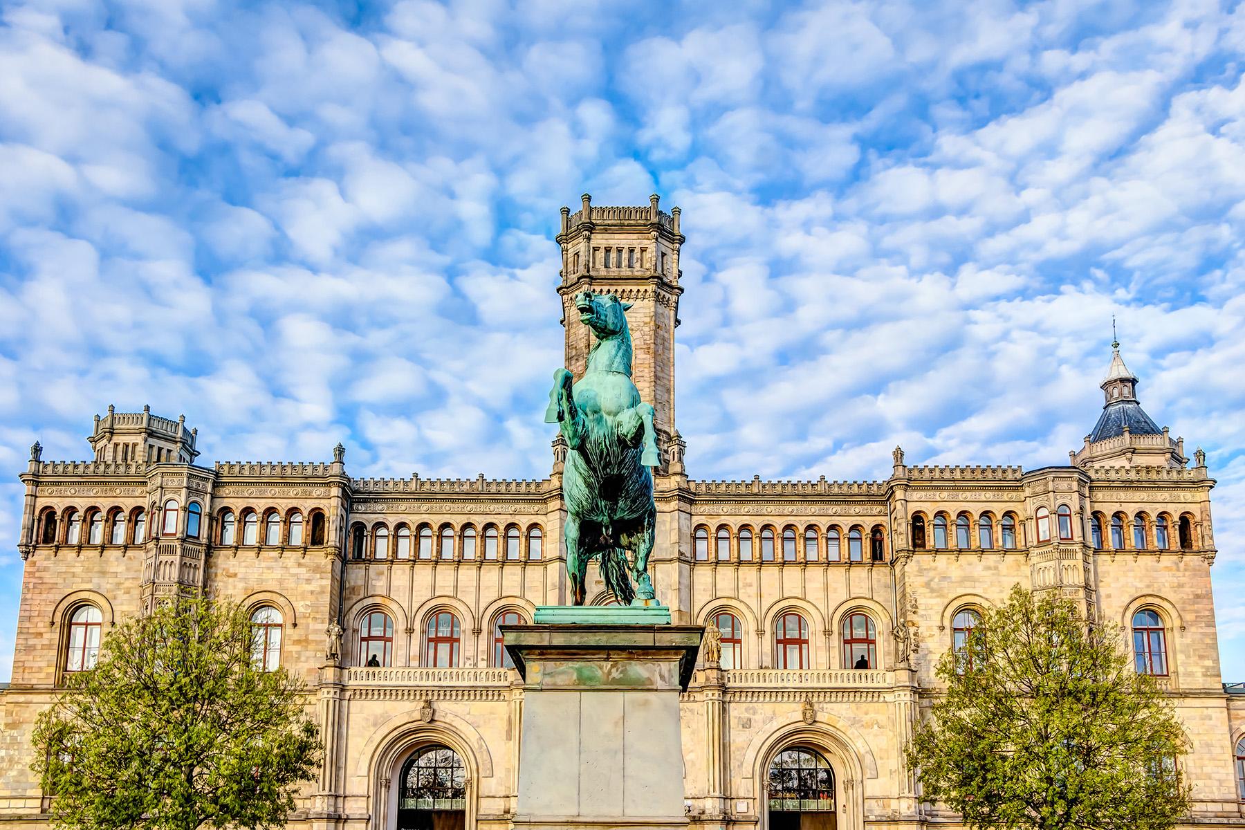 Leibniz University in Hamburg