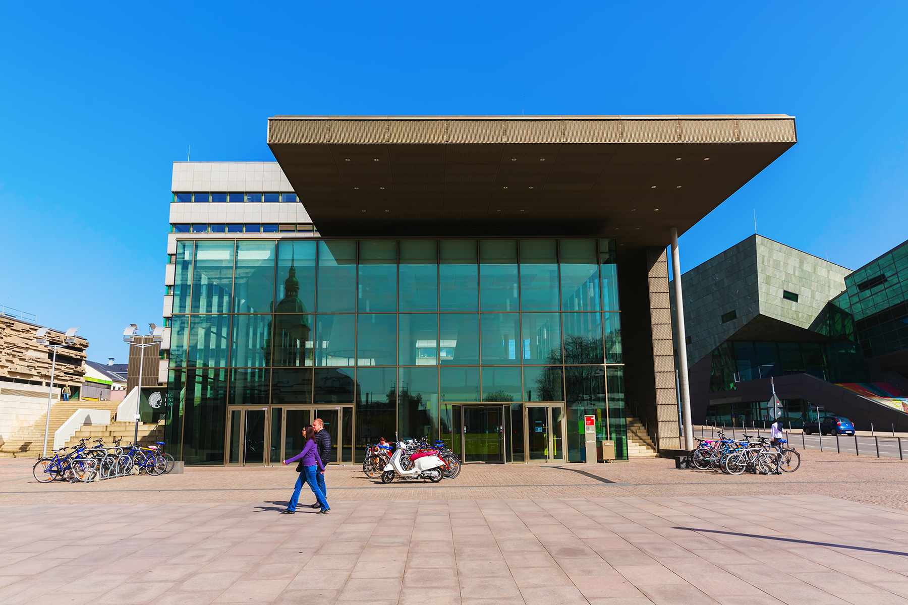 The Technical University of Darmstadt
