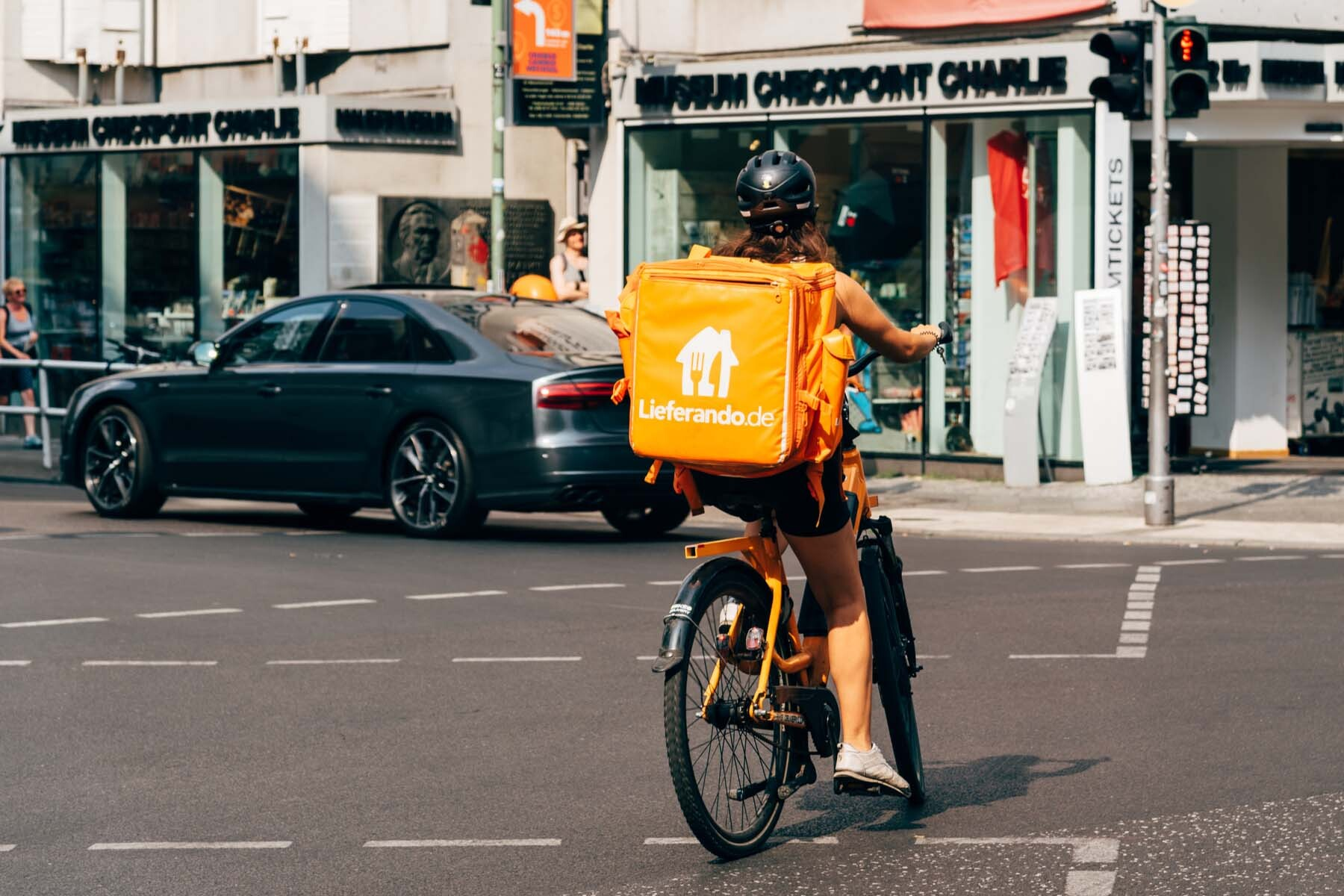 food delivery germany