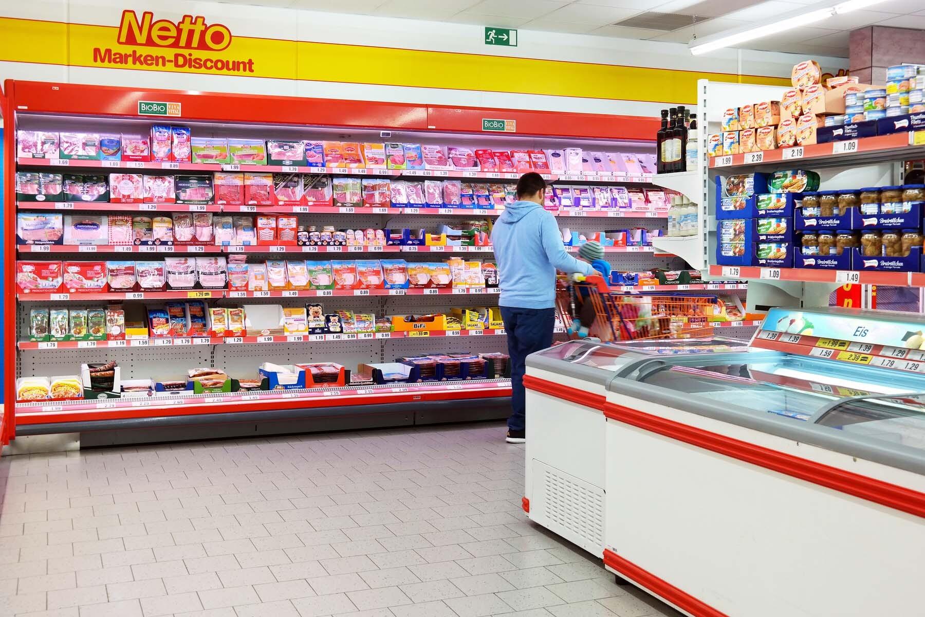netto supermarkets germany