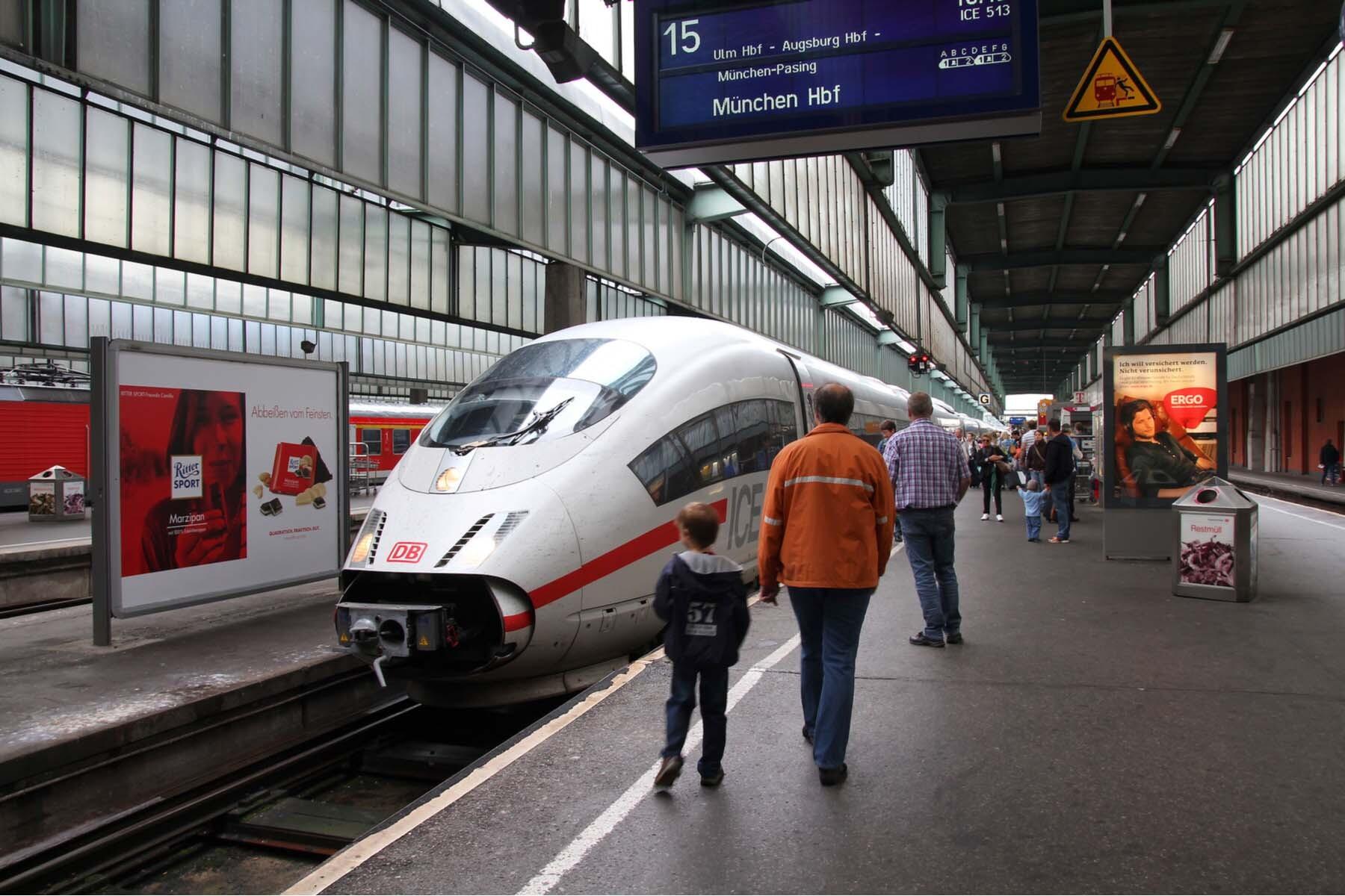 train germany