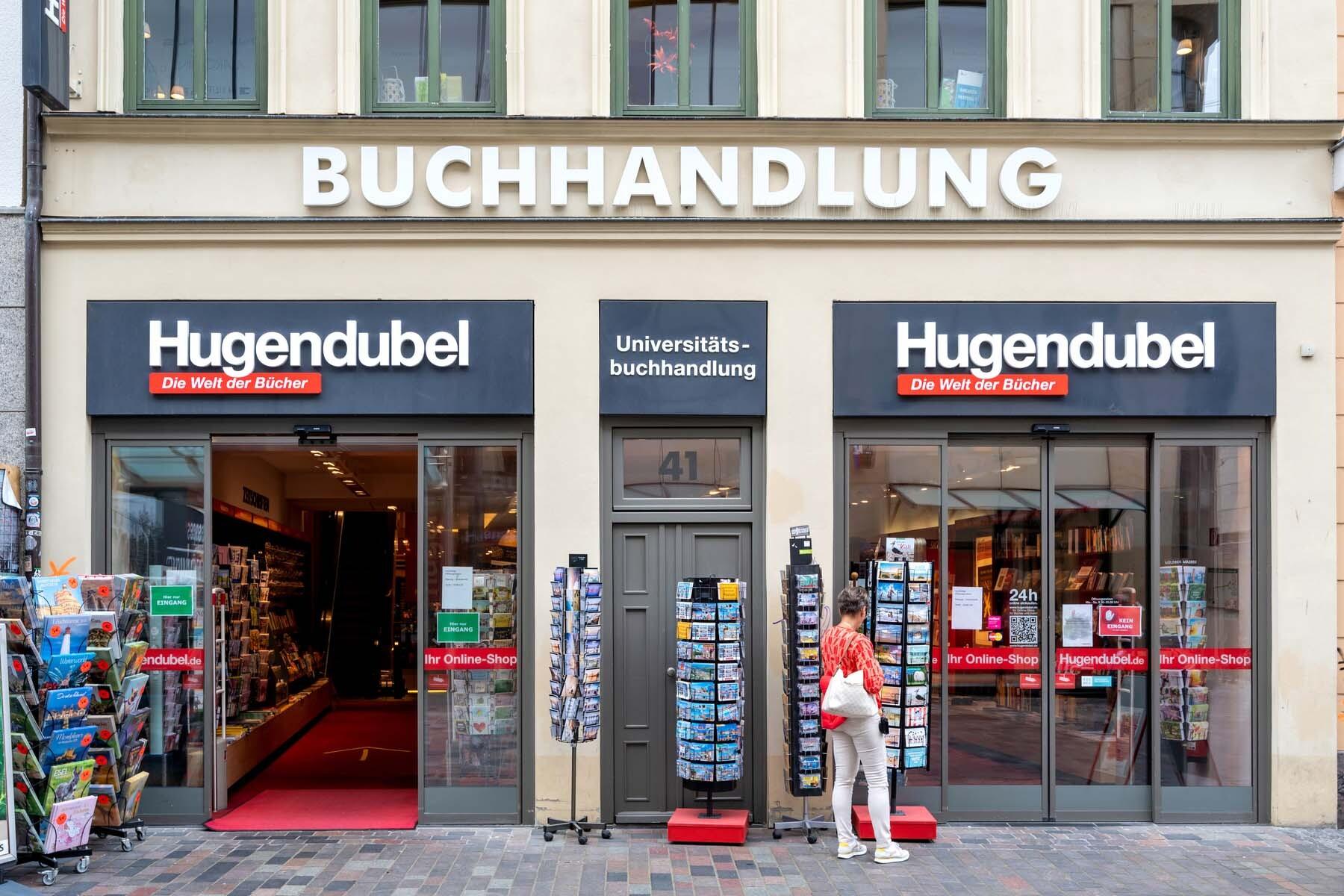 Hugendubel bookstore Germany