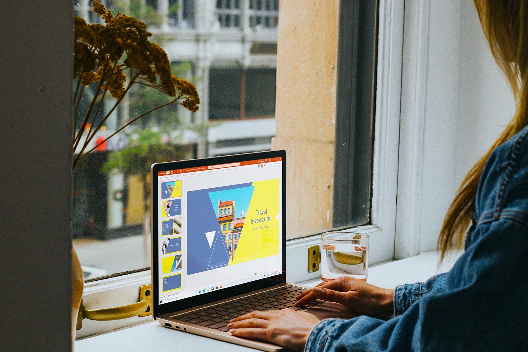 Freelancer working in Berlin