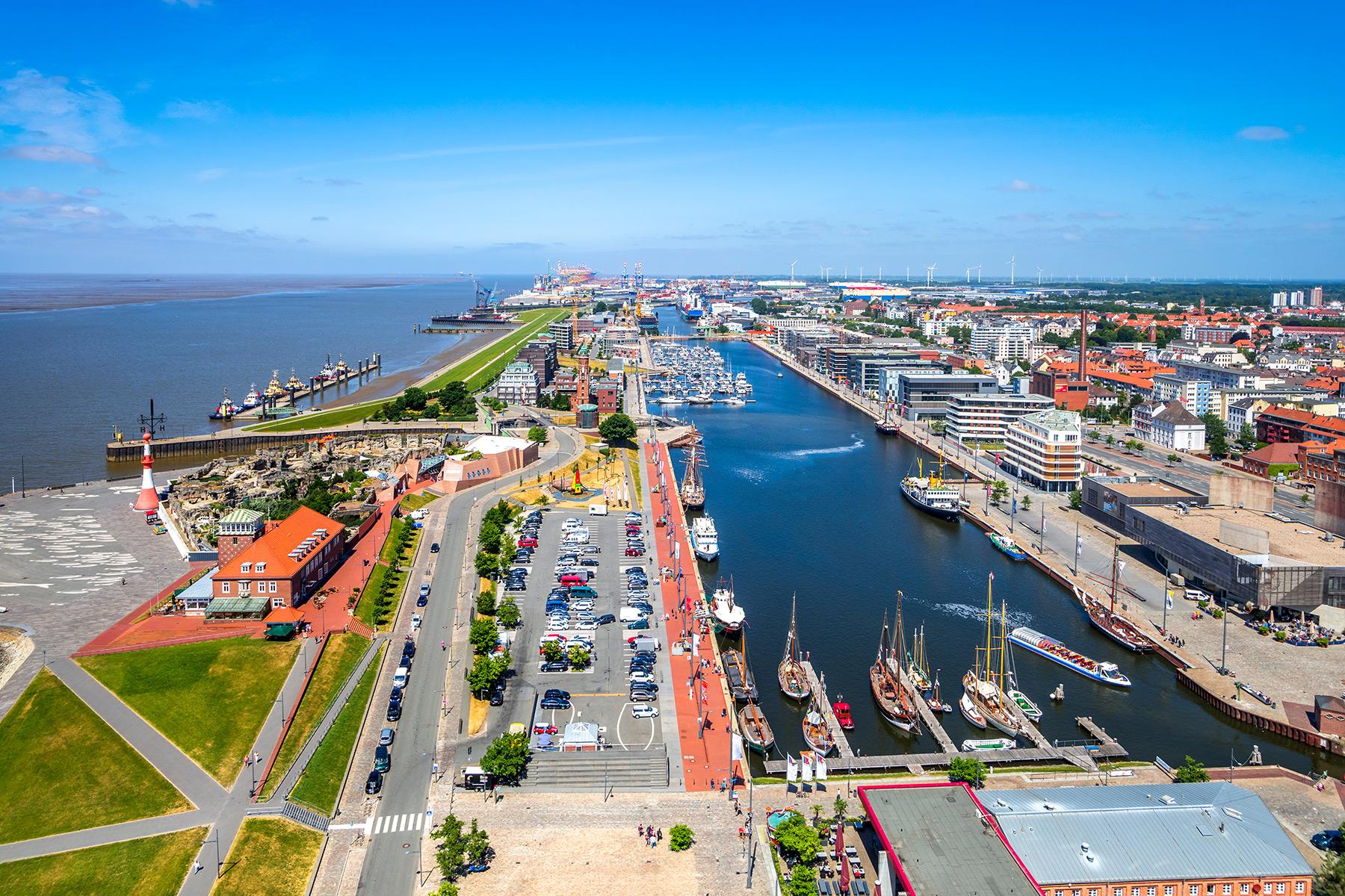 Bremerhaven in Germany