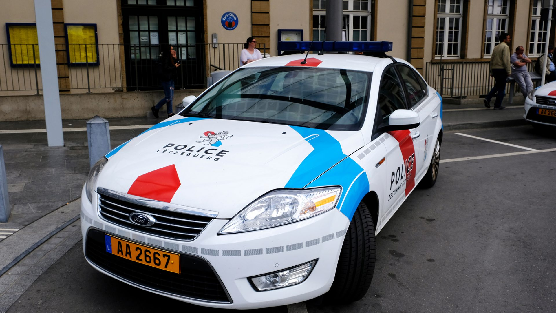 Emergency numbers in Luxembourg