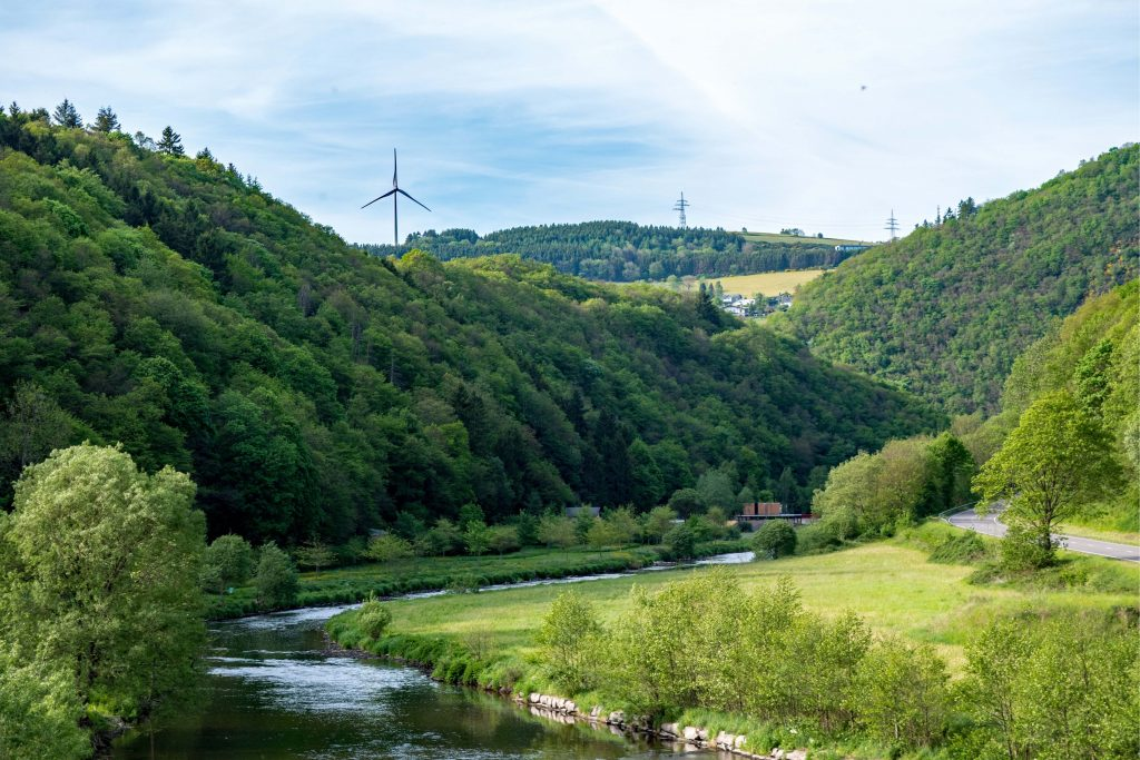 utilities in luxembourg wind farms