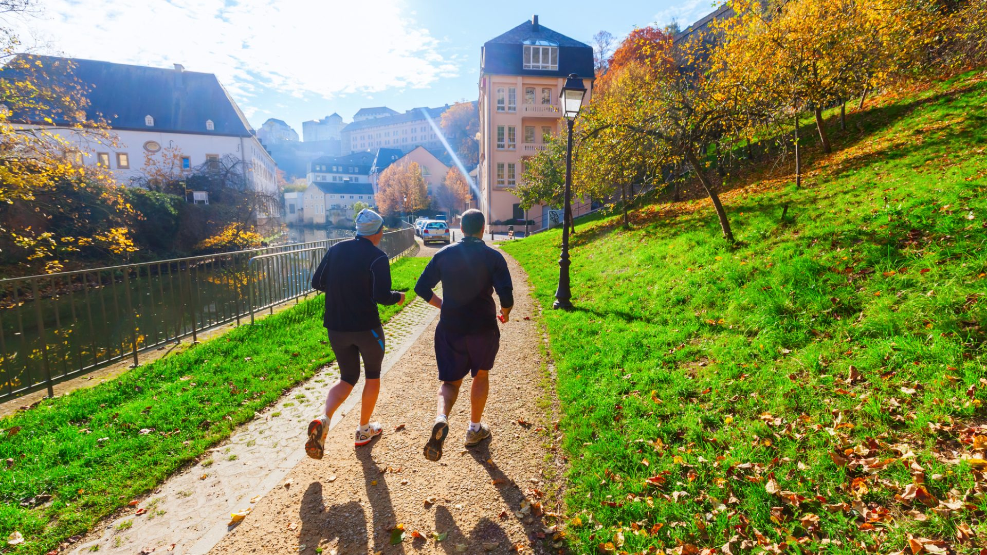 Sports and fitness in Luxembourg