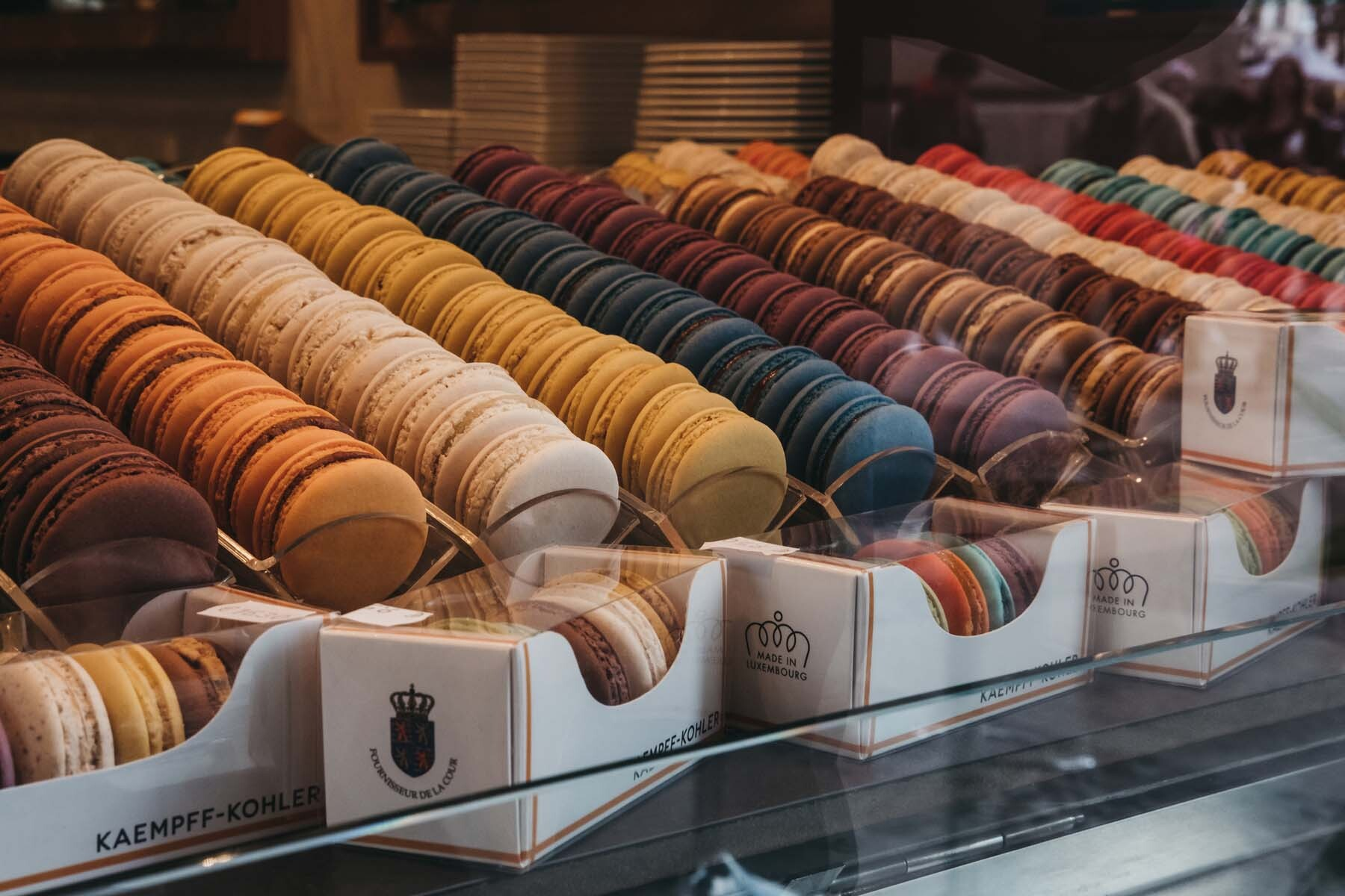 patisserie Luxembourg