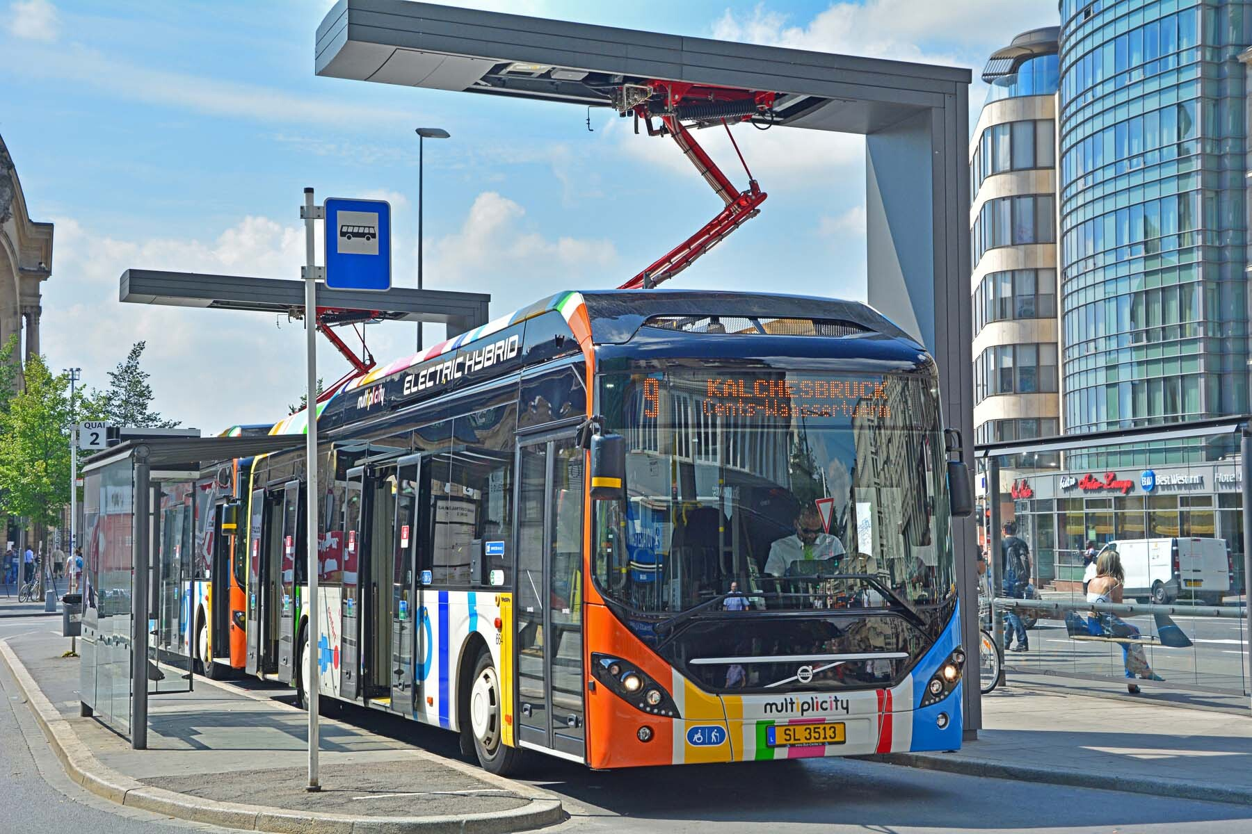 public transit in luxembourg