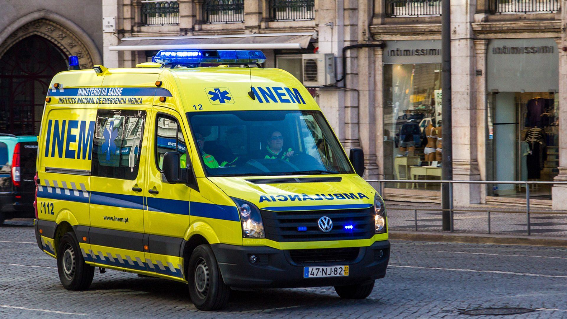 Emergency numbers in Portugal
