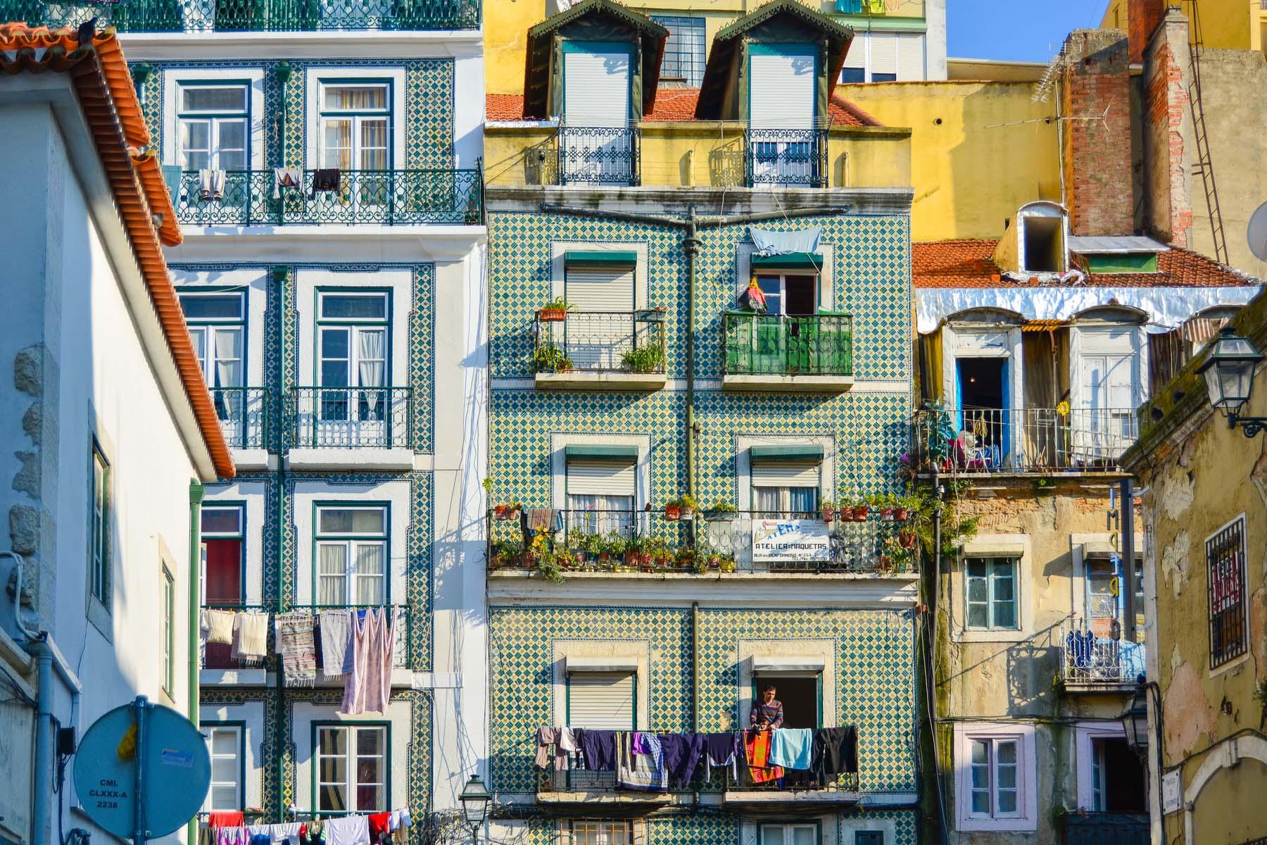homes in Lisbon
