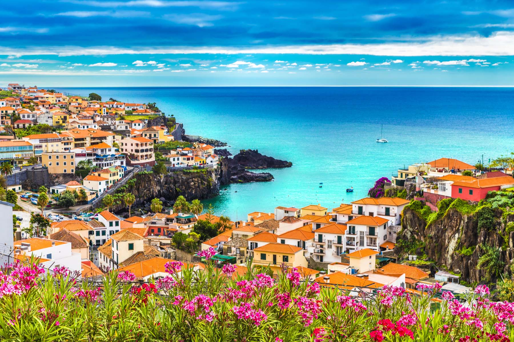 sea view on Madeira