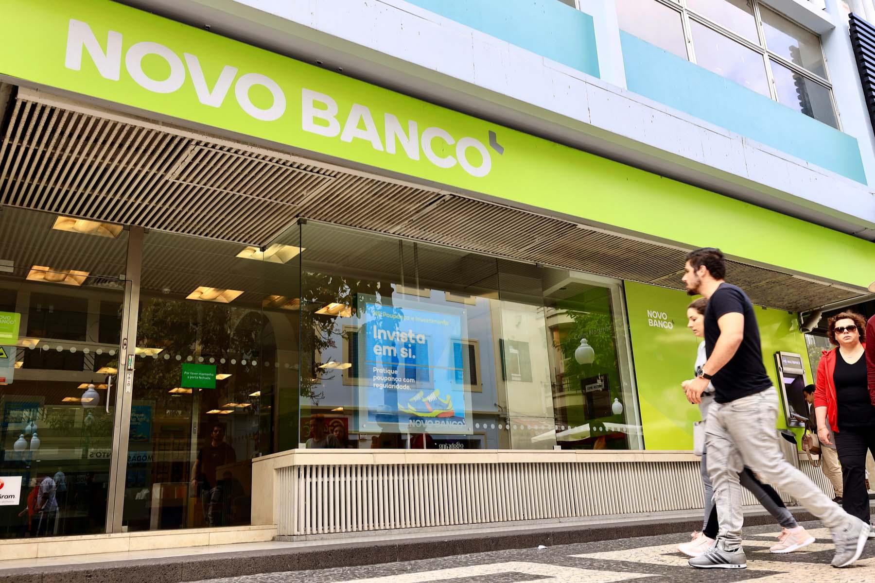 branch of Novo Banco
