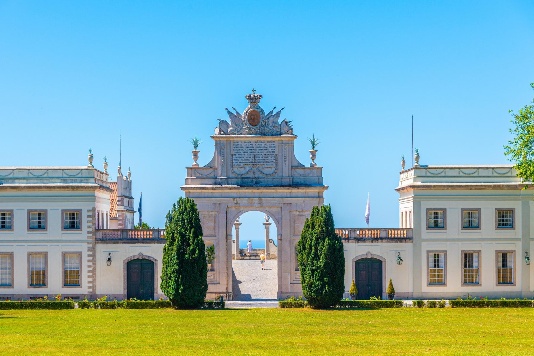 Palácio de Seteais in Sintra