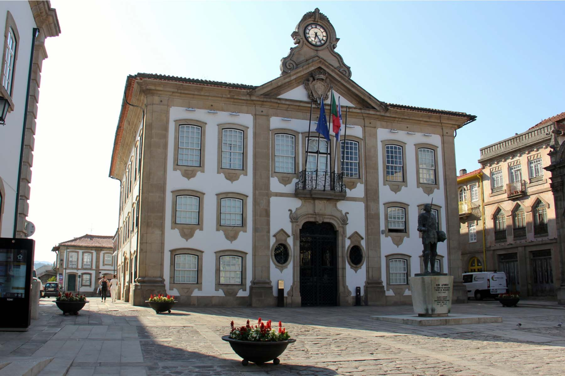 town hall in Portugal