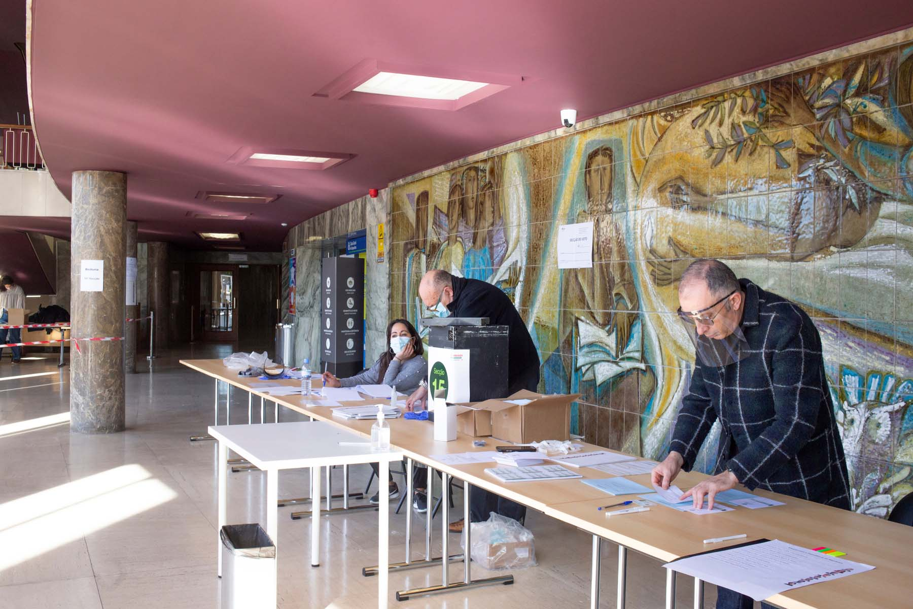voting in Portugal