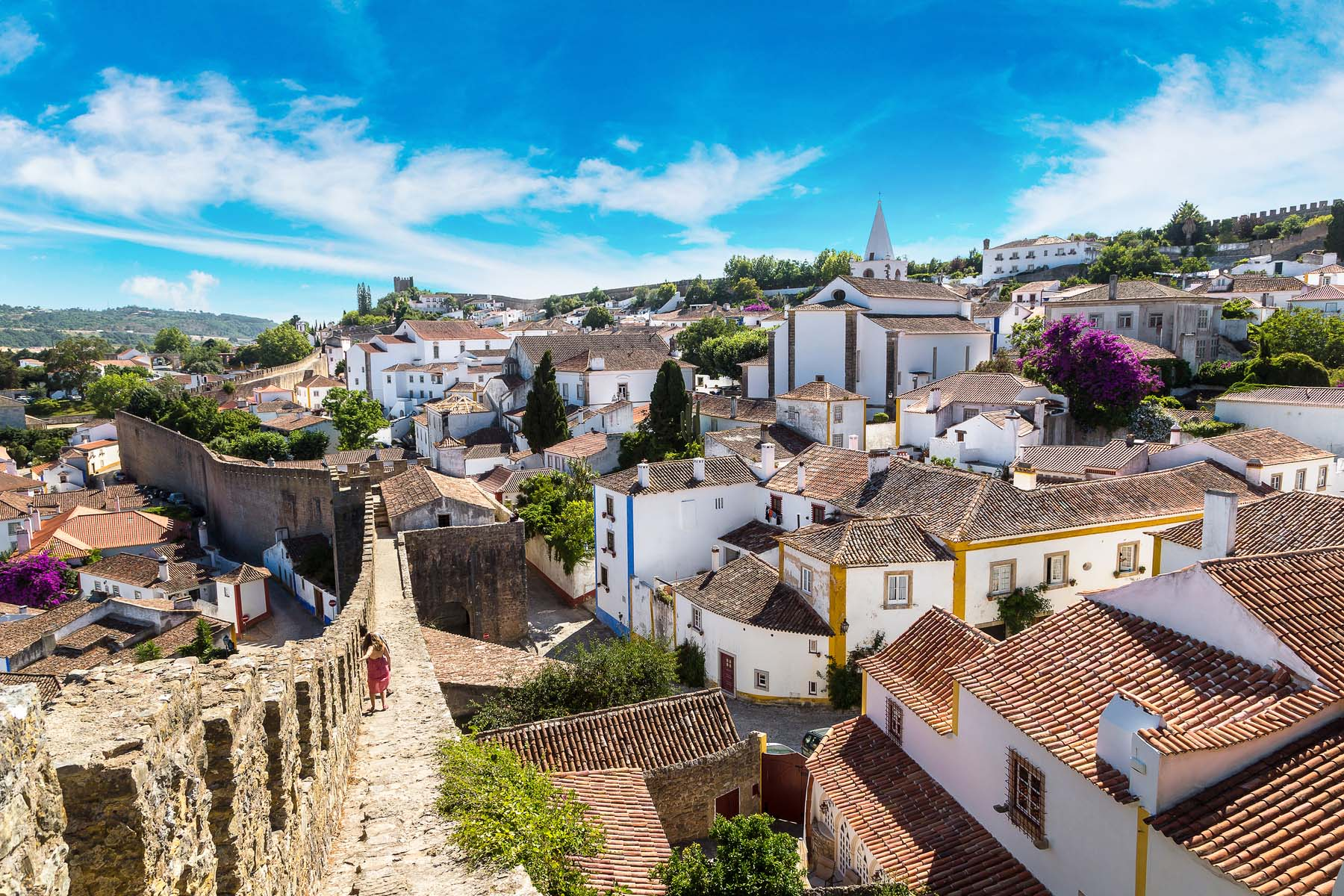 Portuguese village: getting connected in a new home