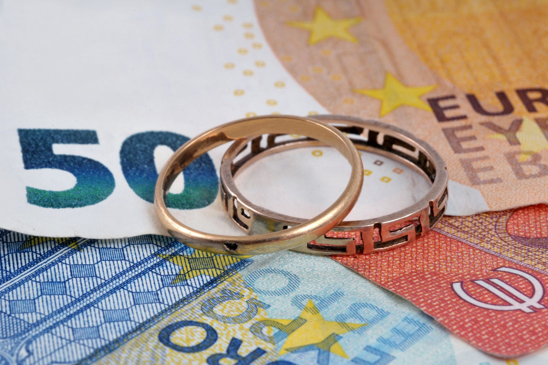 Cost of getting a divorce