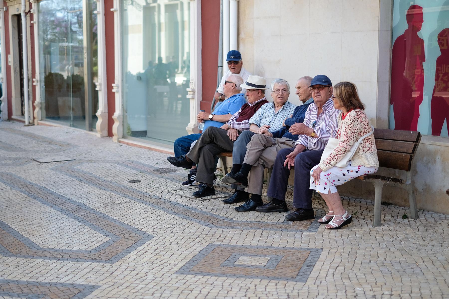 Portuguese pension system