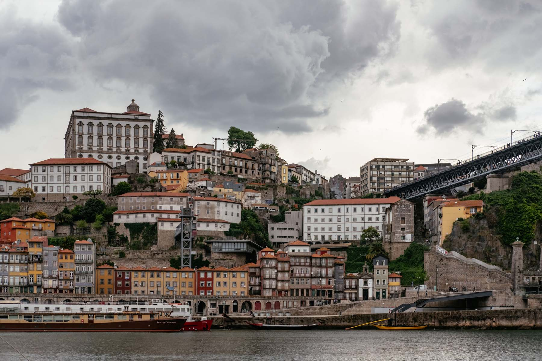 Any Porto in a storm