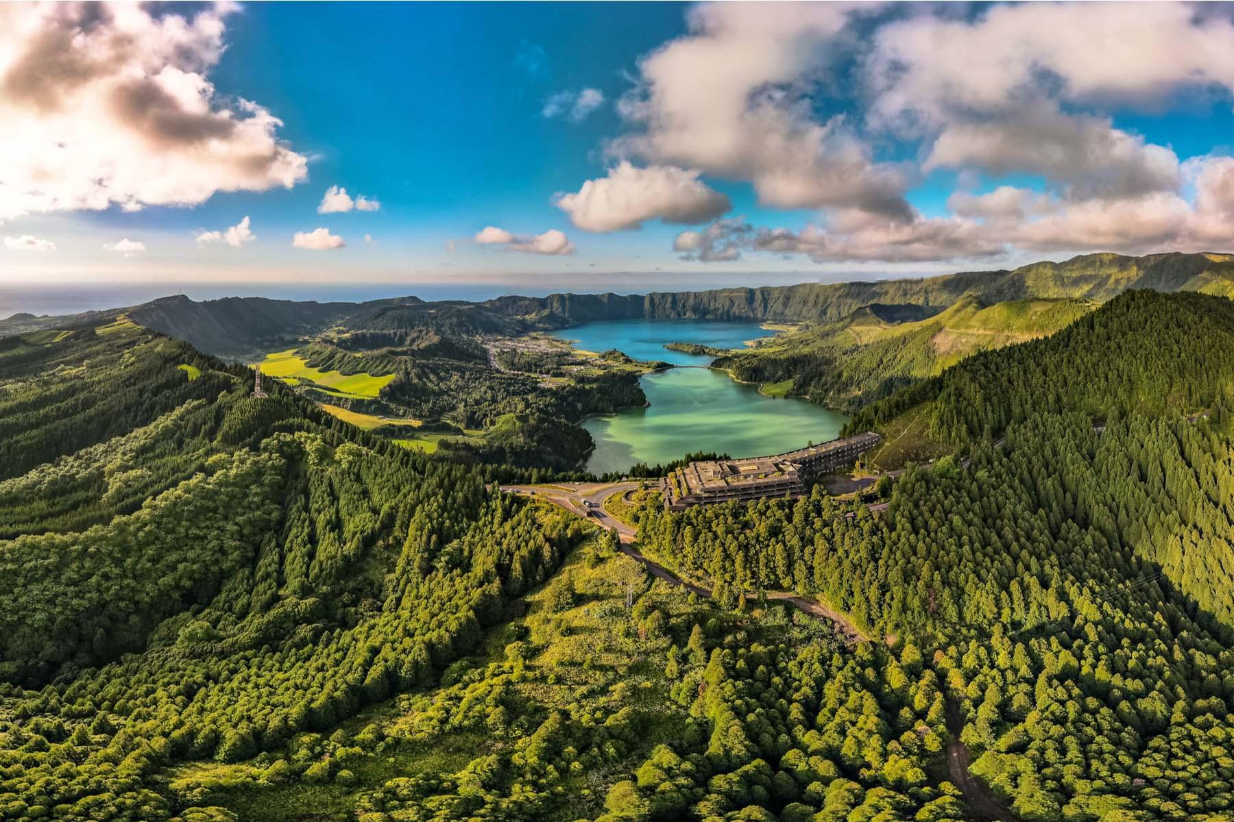 Azores ecotourism