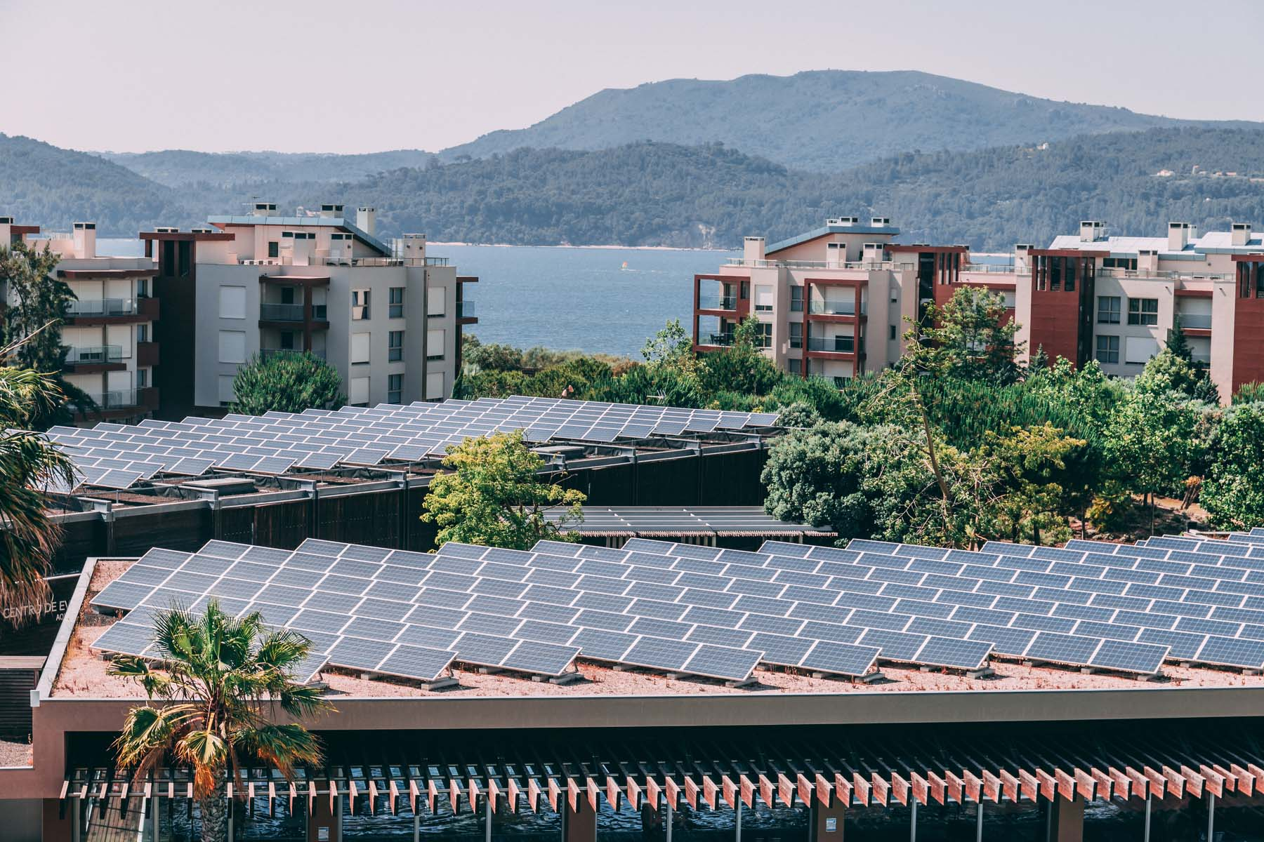 Solar panels Portugal