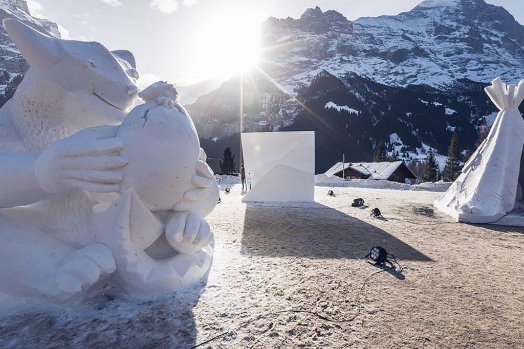 World Snow Festival, Grindelwald