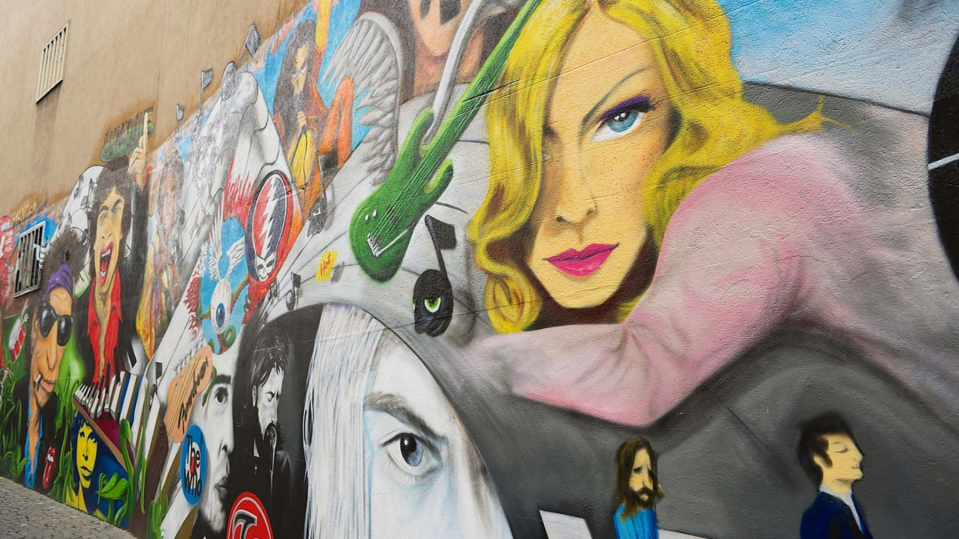 graffiti in Basel