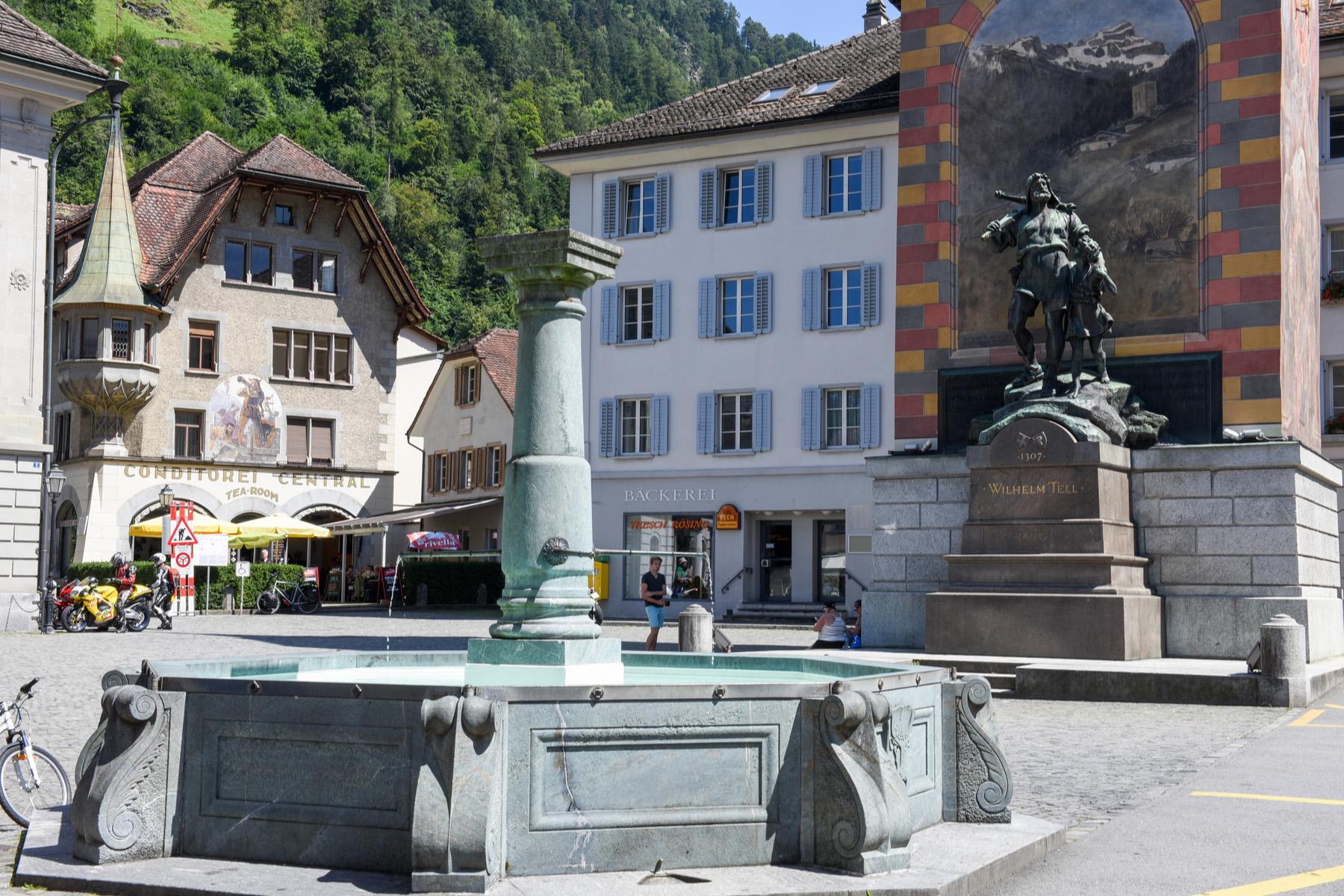 Altdorf in Uri