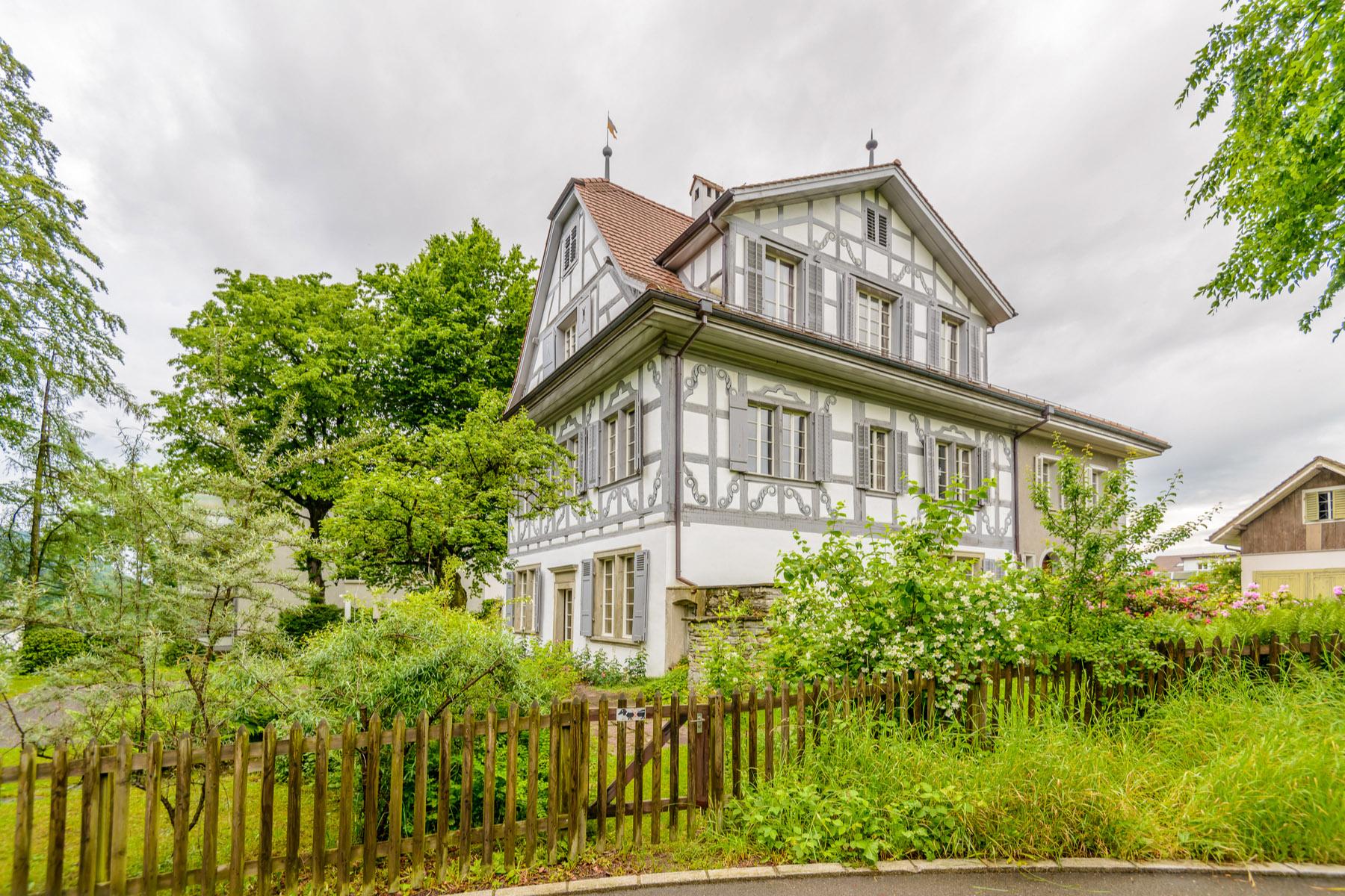 Historic Swiss house