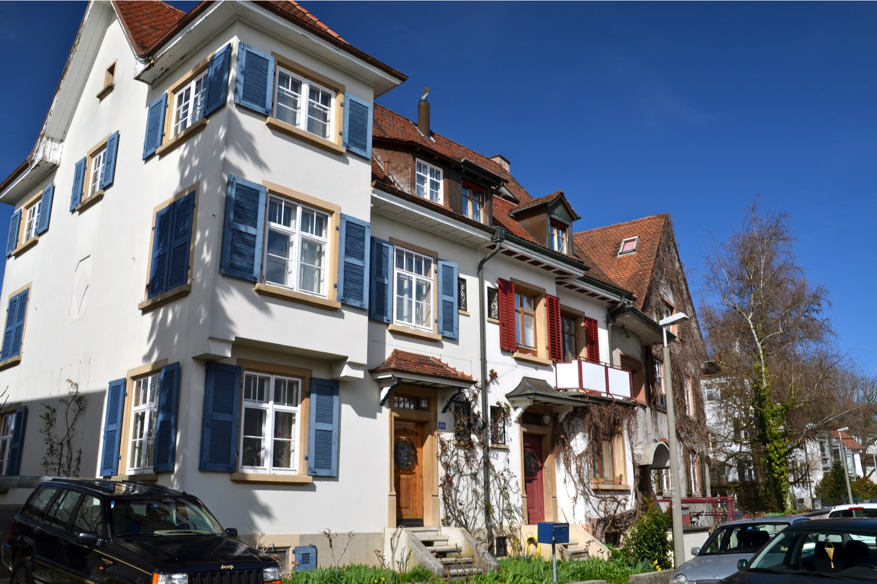 Homes in Riehen