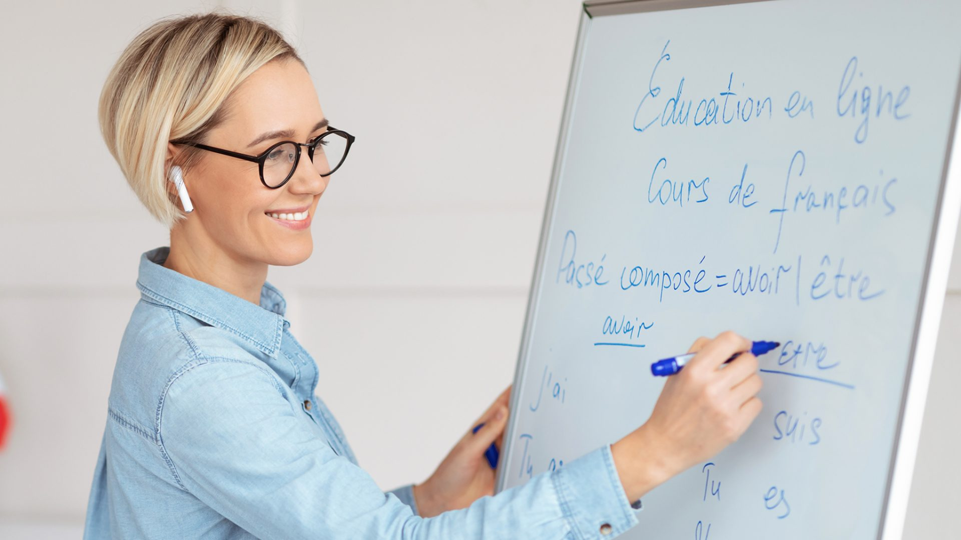 Learn French in Switzerland