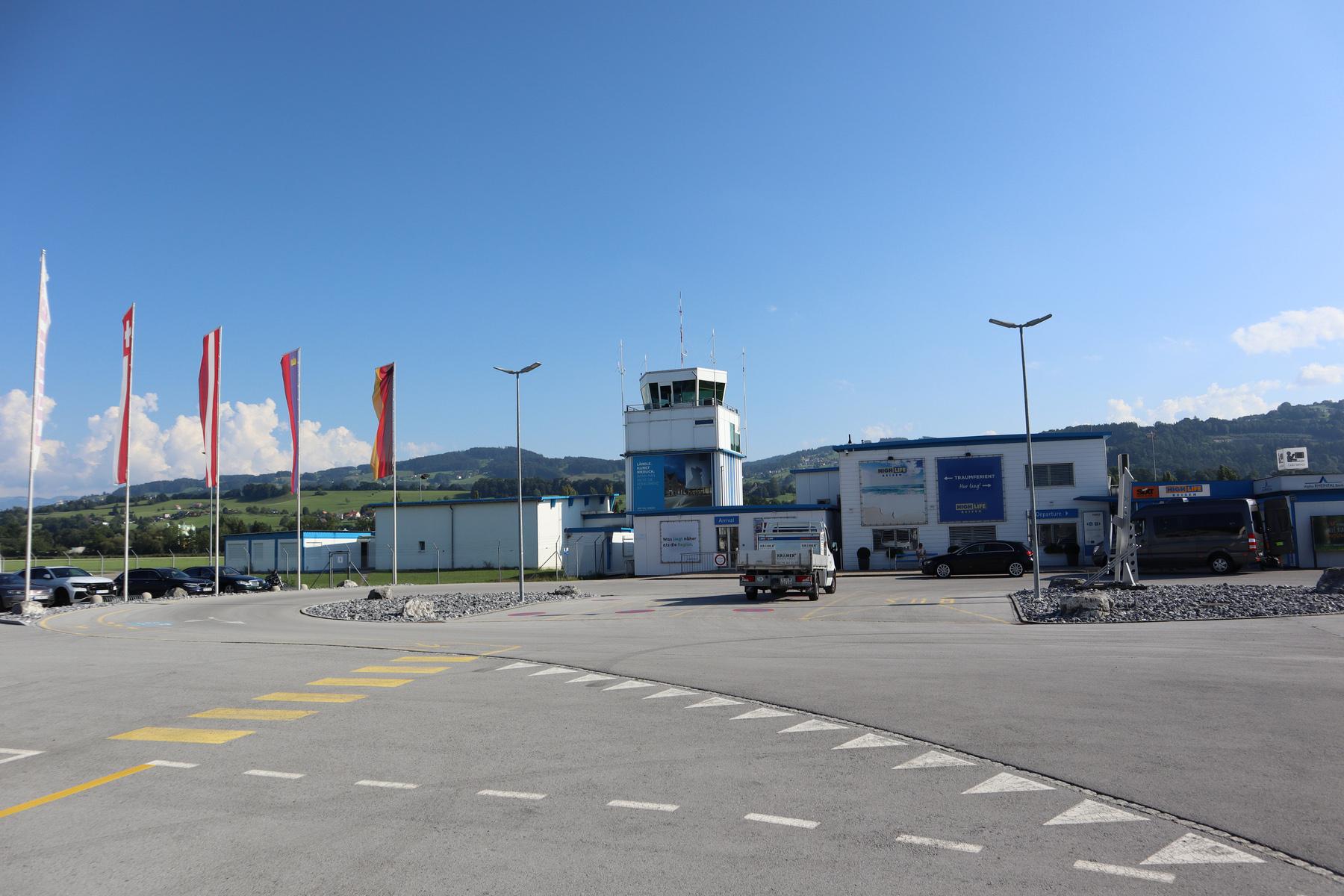 St. Gallen-Altenrhein Airport