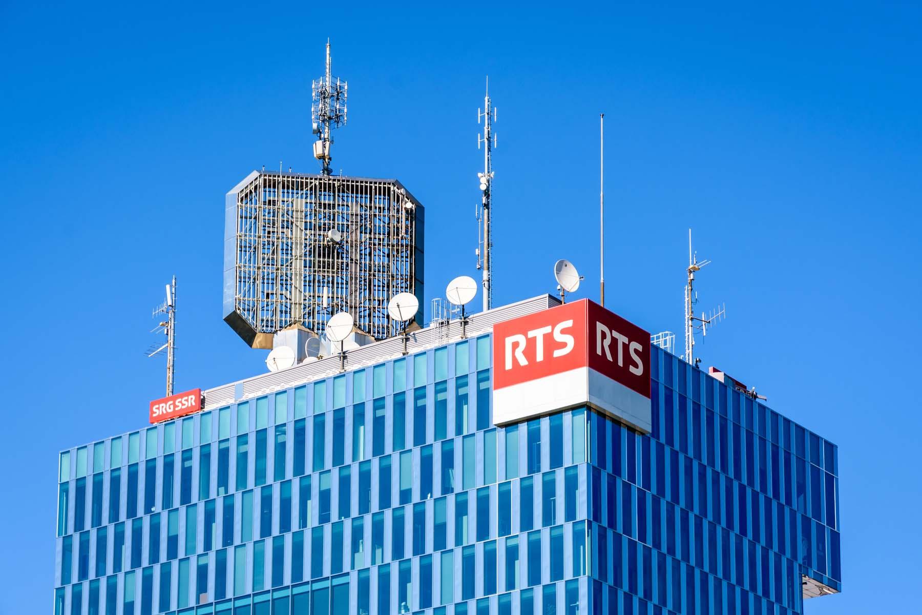 swiss broadcaster rts