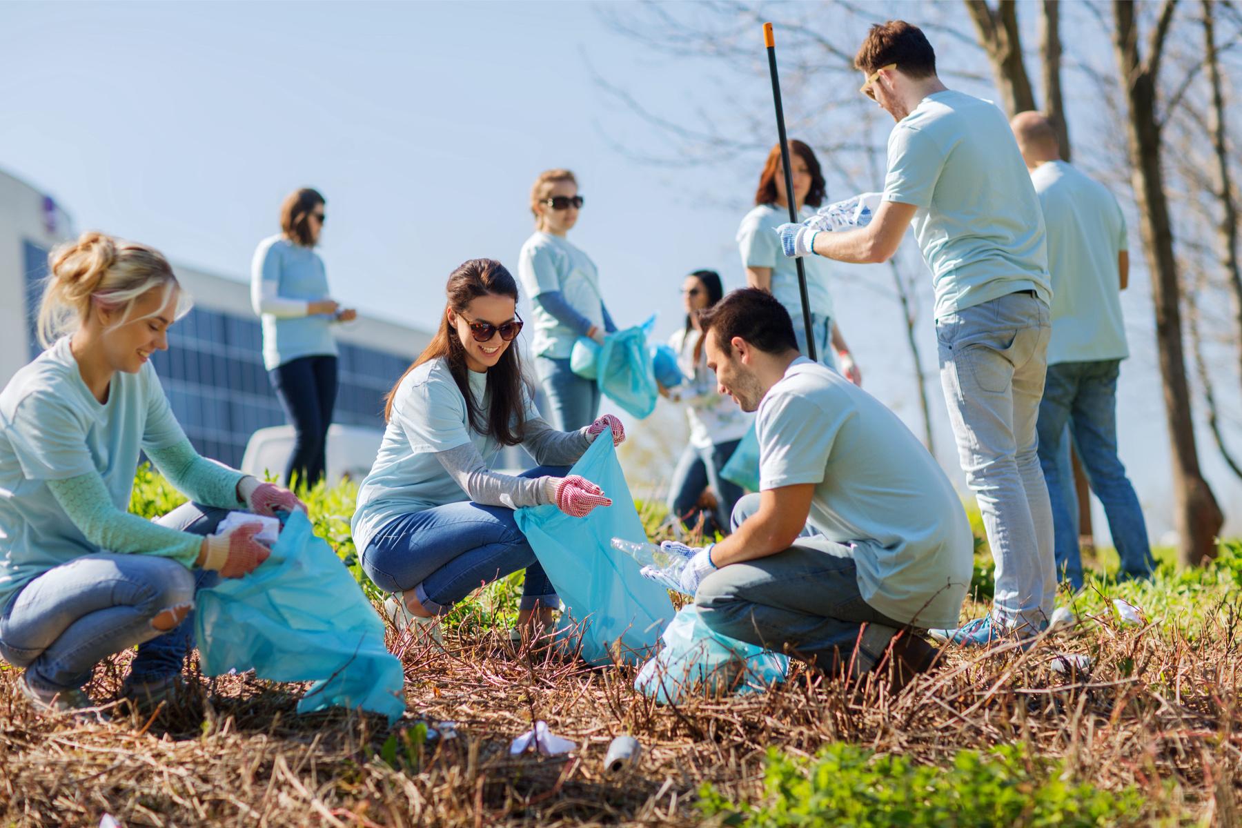 Volunteer workers in Switzerland