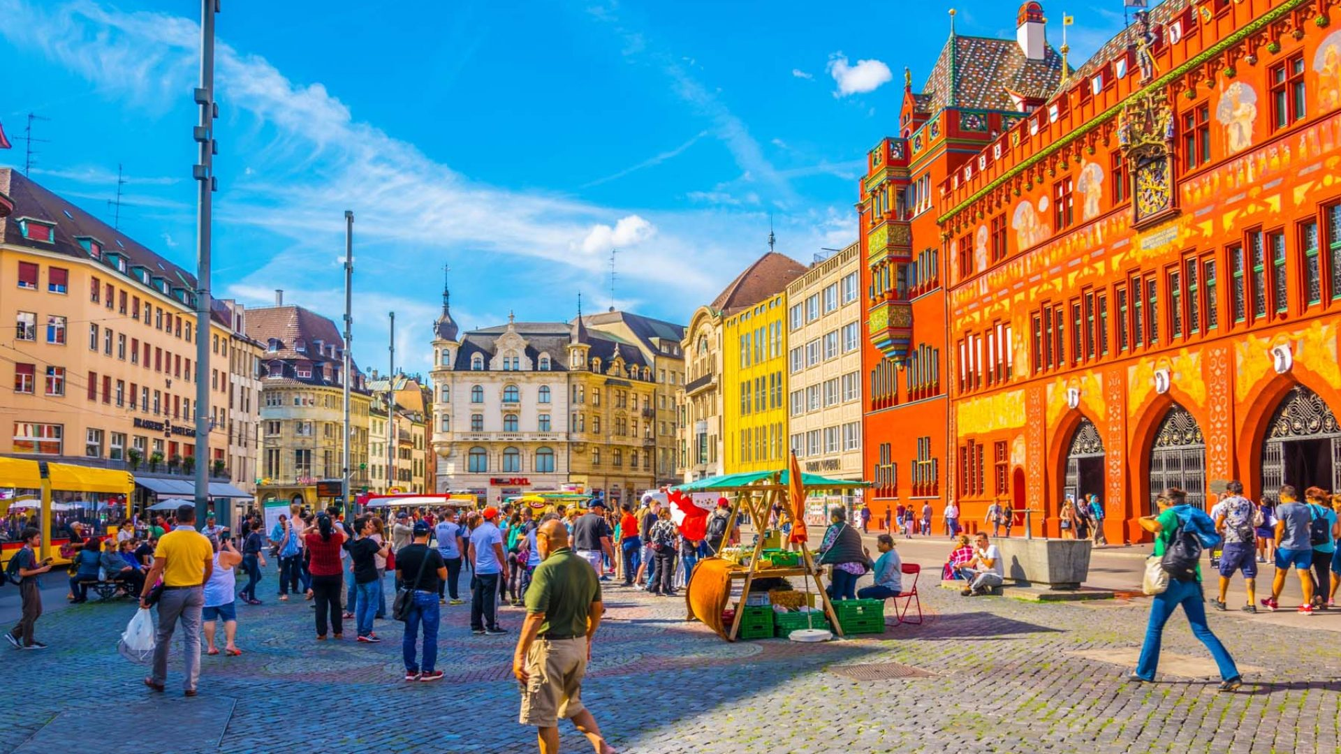 where to live in Basel