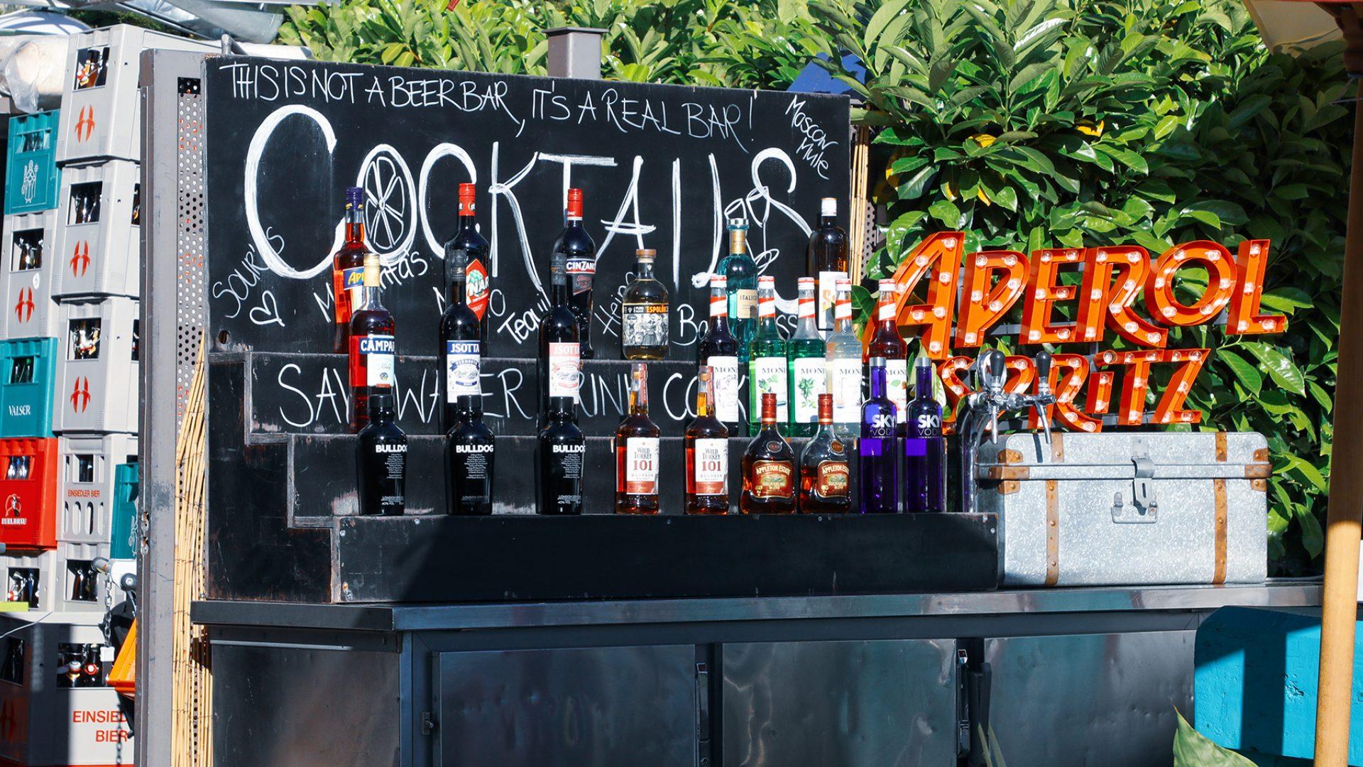 Zurich bars